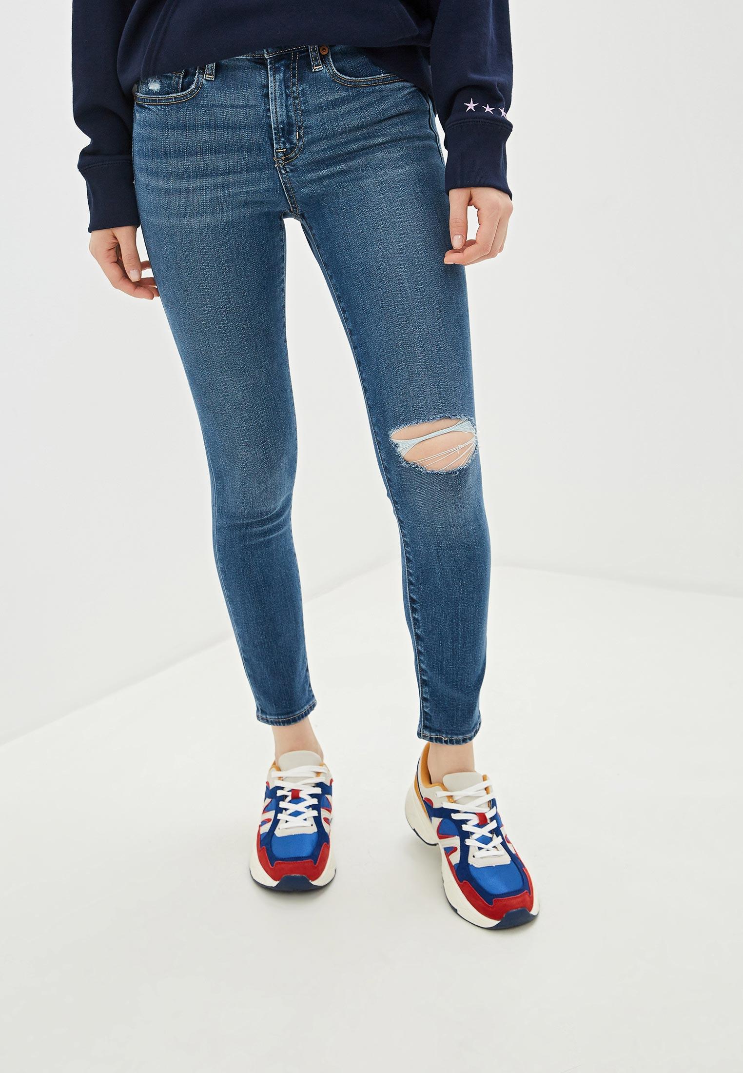 Зауженные джинсы Gap 495981