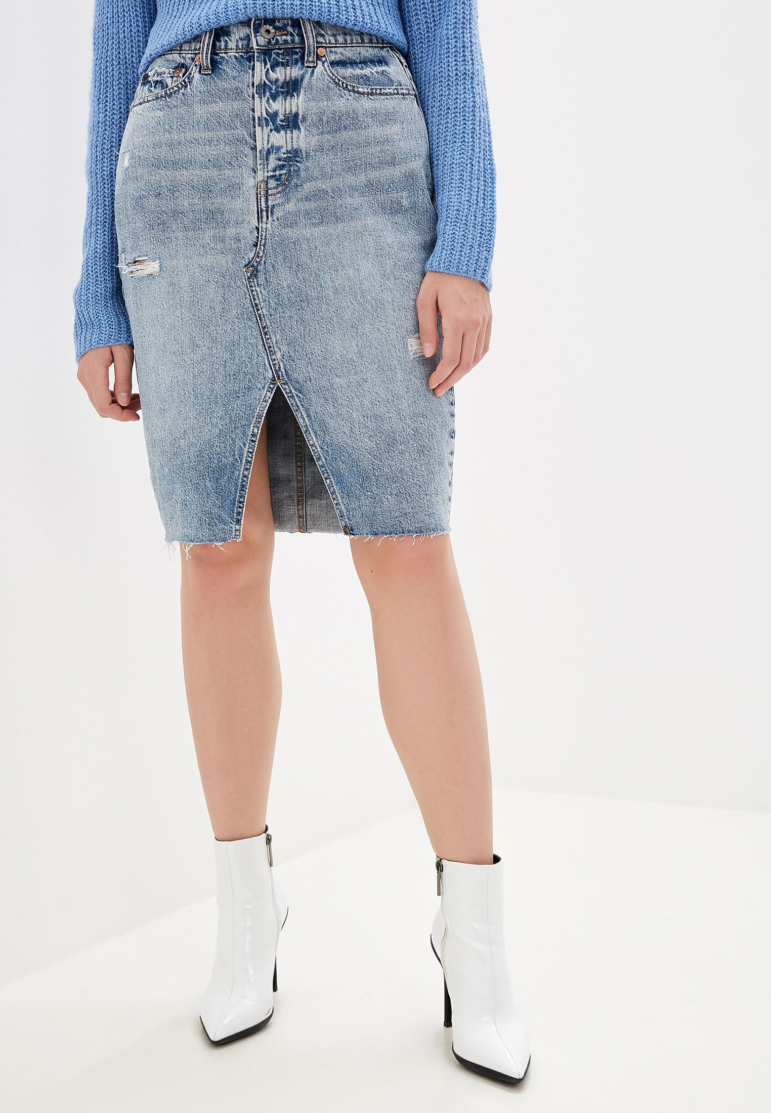 Джинсовая юбка Gap 501324