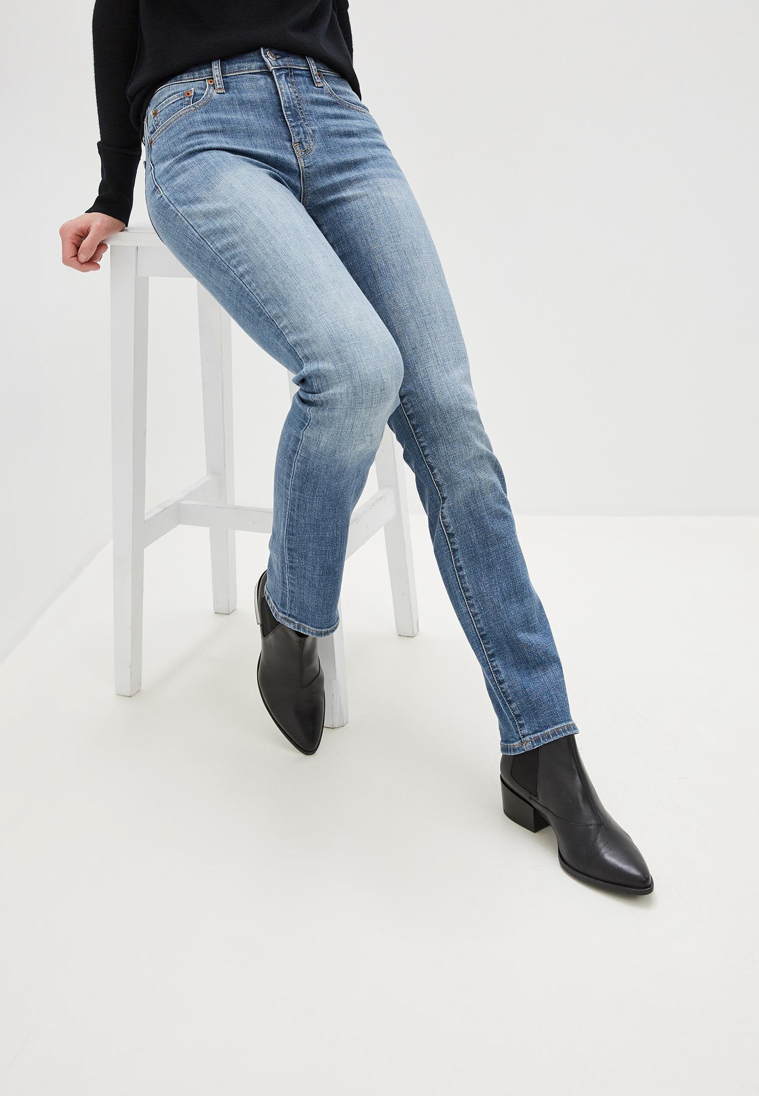 Зауженные джинсы Gap 443601