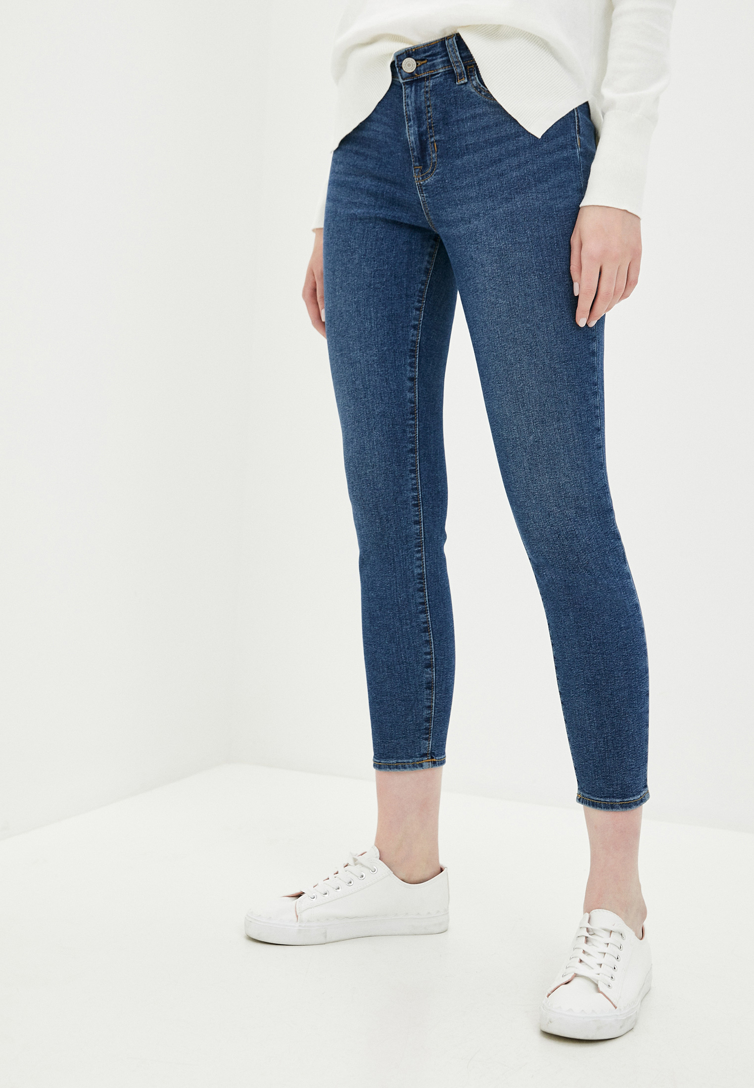 Зауженные джинсы Gap 499908