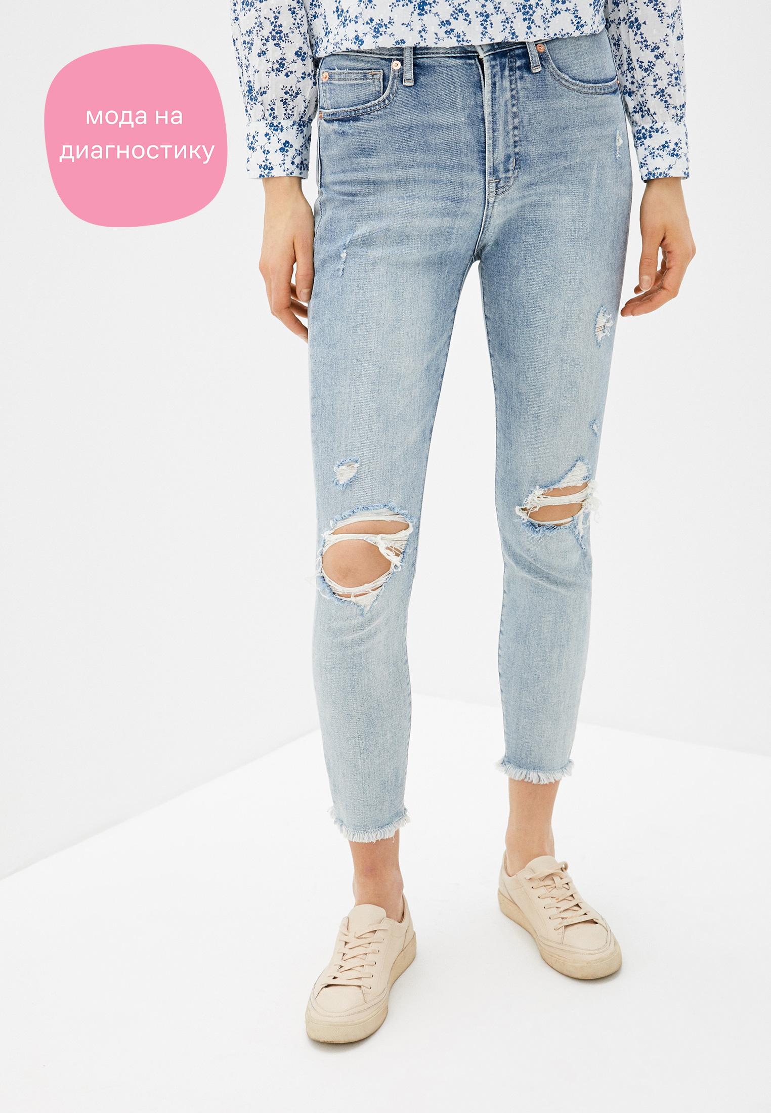 Зауженные джинсы Gap 519381: изображение 2