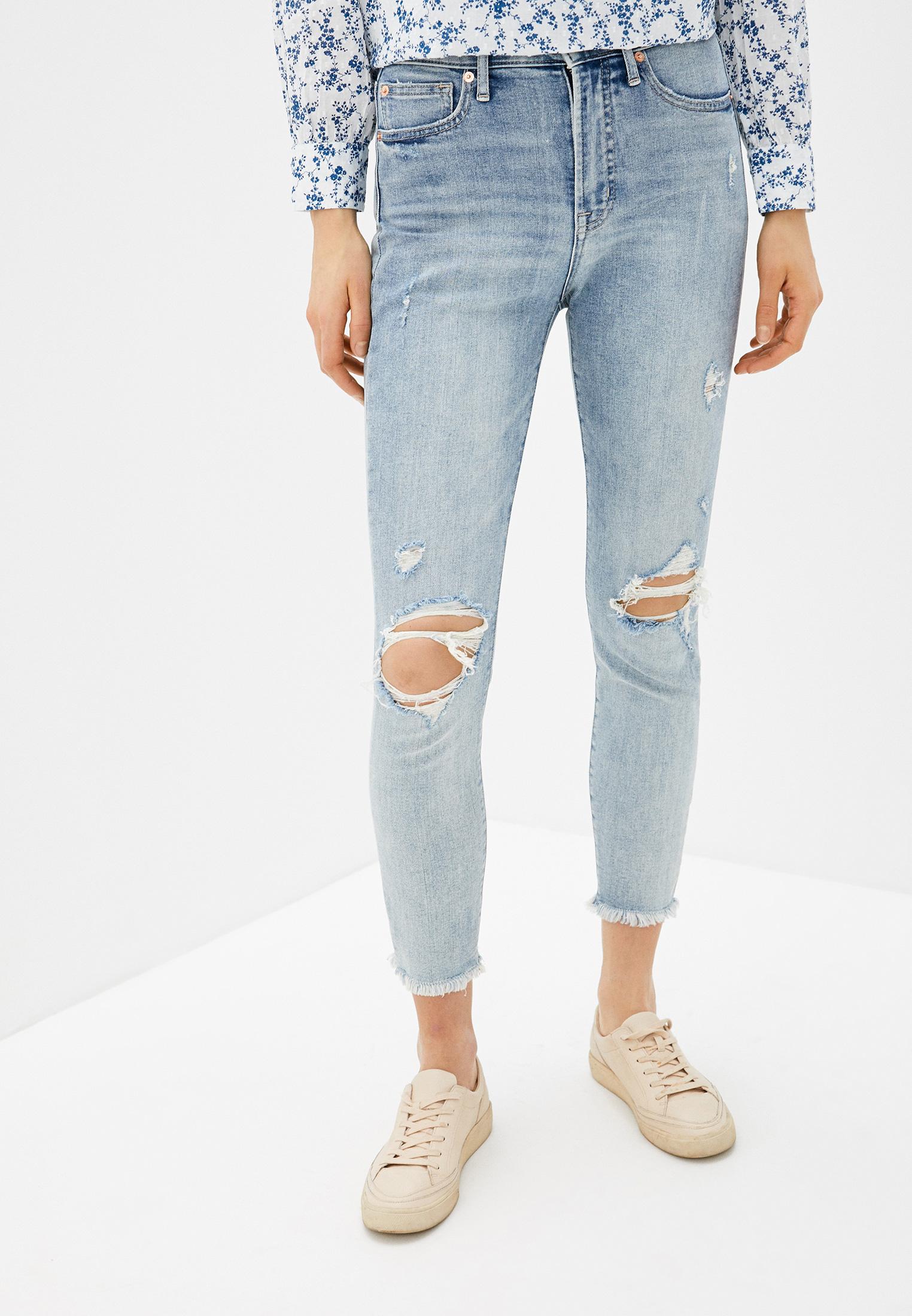 Зауженные джинсы Gap 519381: изображение 3