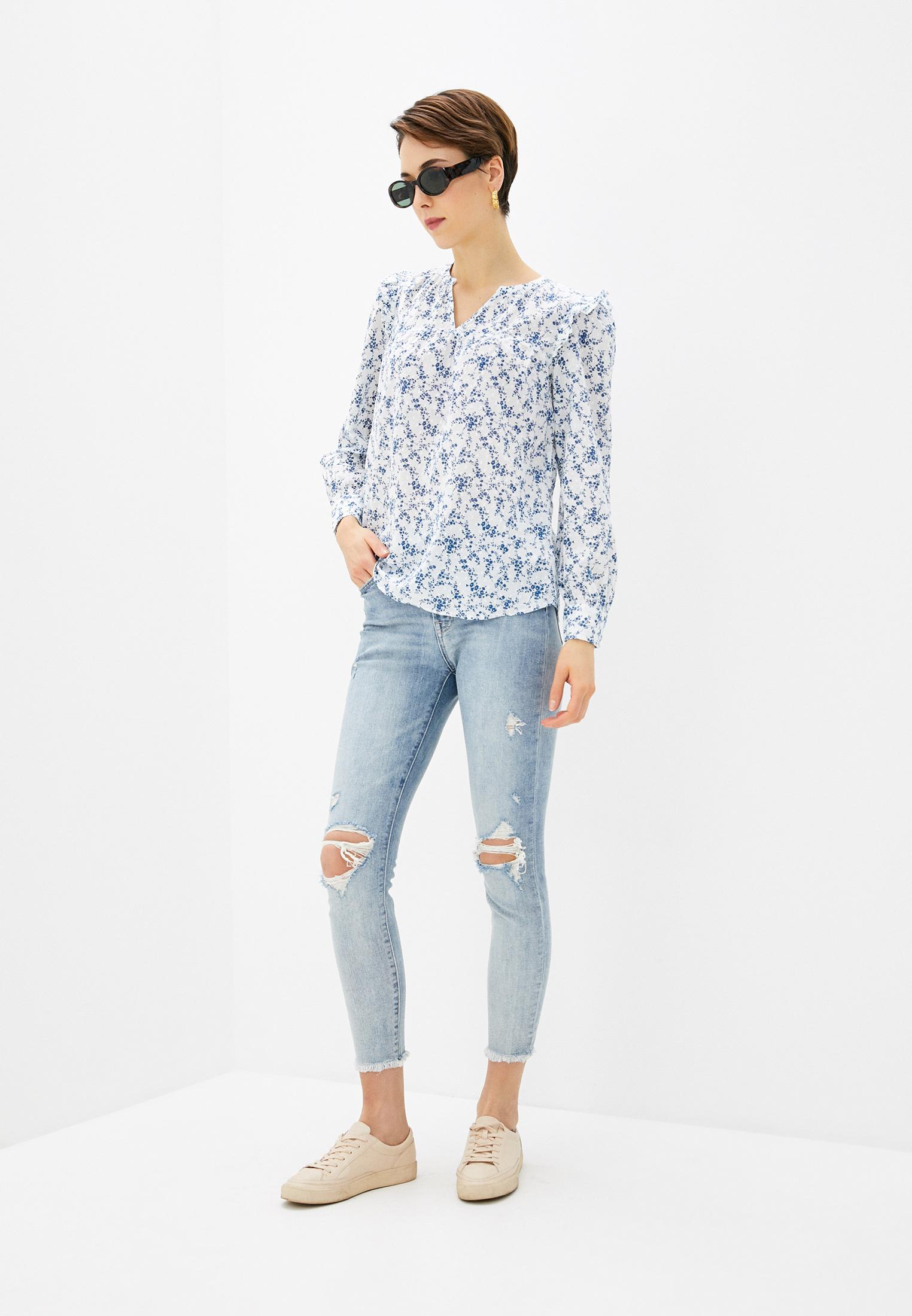 Зауженные джинсы Gap 519381: изображение 4