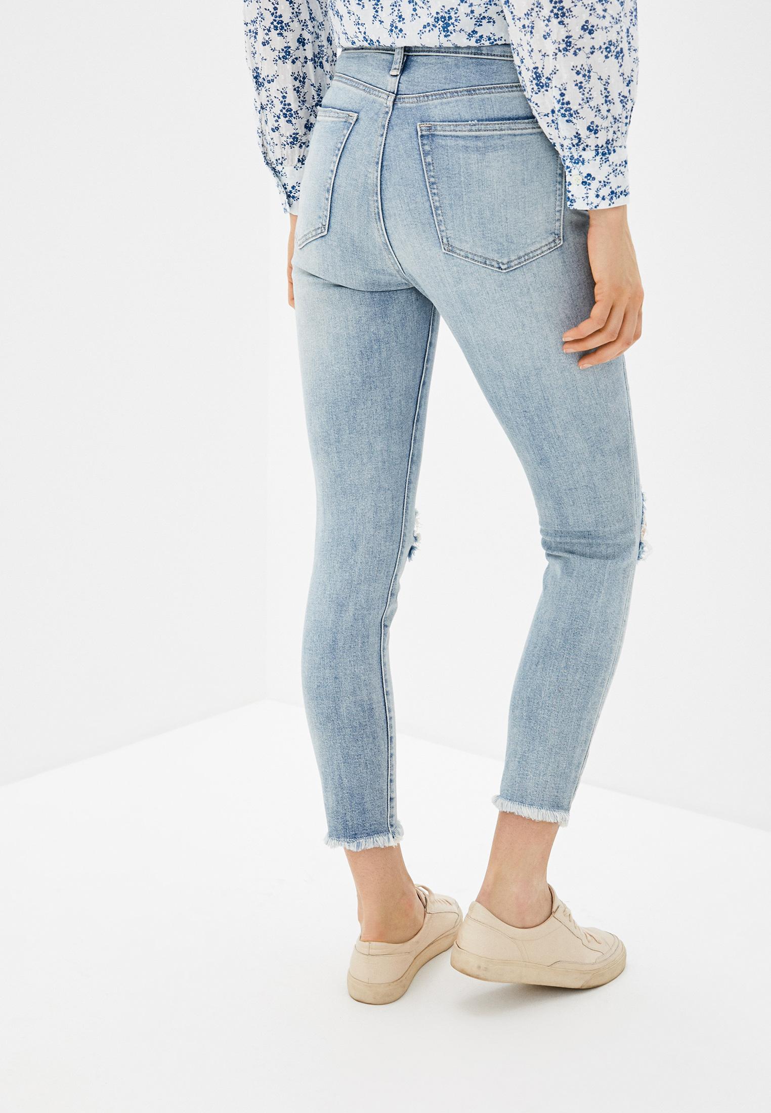 Зауженные джинсы Gap 519381: изображение 5