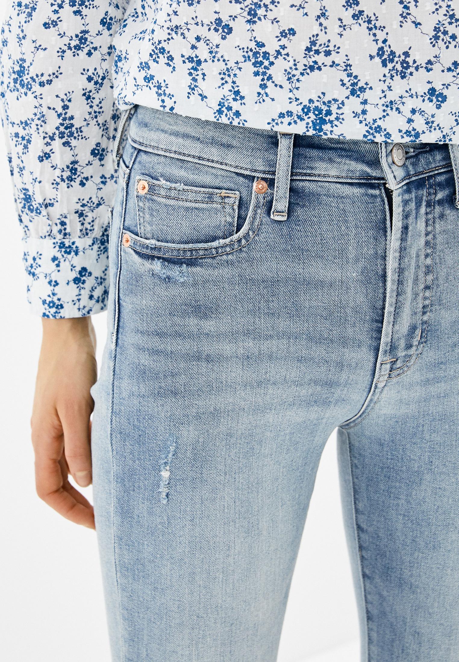 Зауженные джинсы Gap 519381: изображение 6
