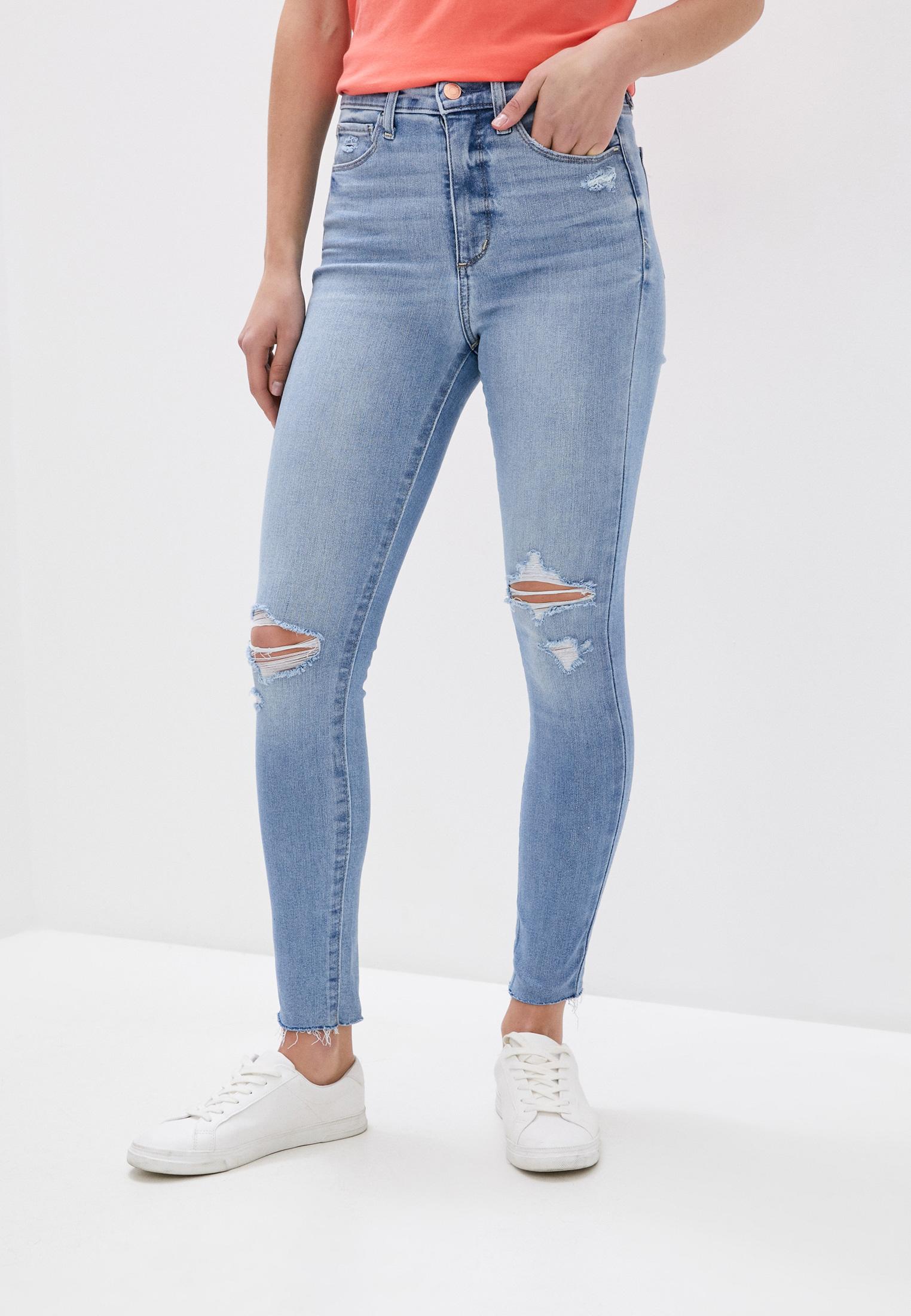 Зауженные джинсы Gap 546916