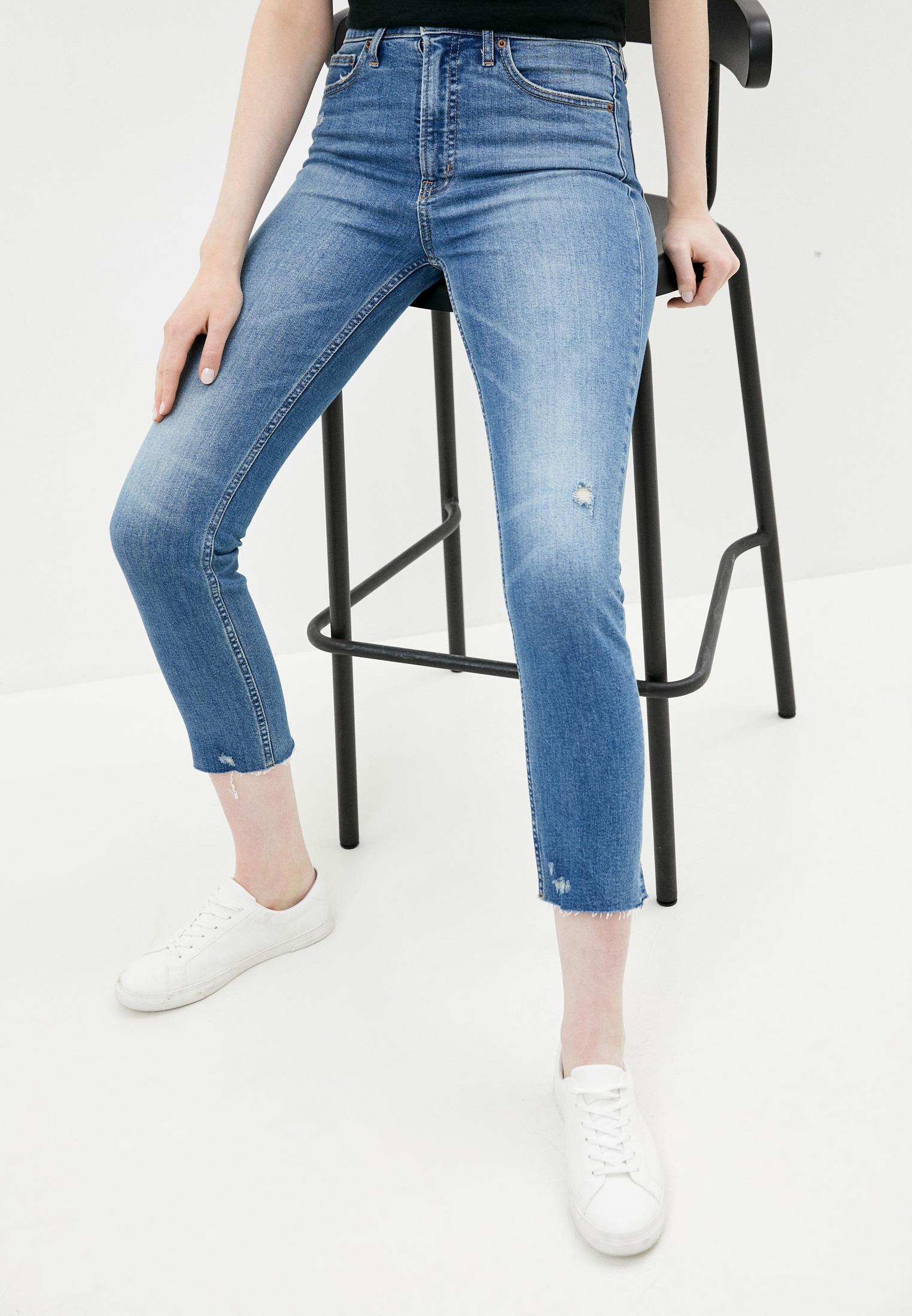 Зауженные джинсы Gap 546937