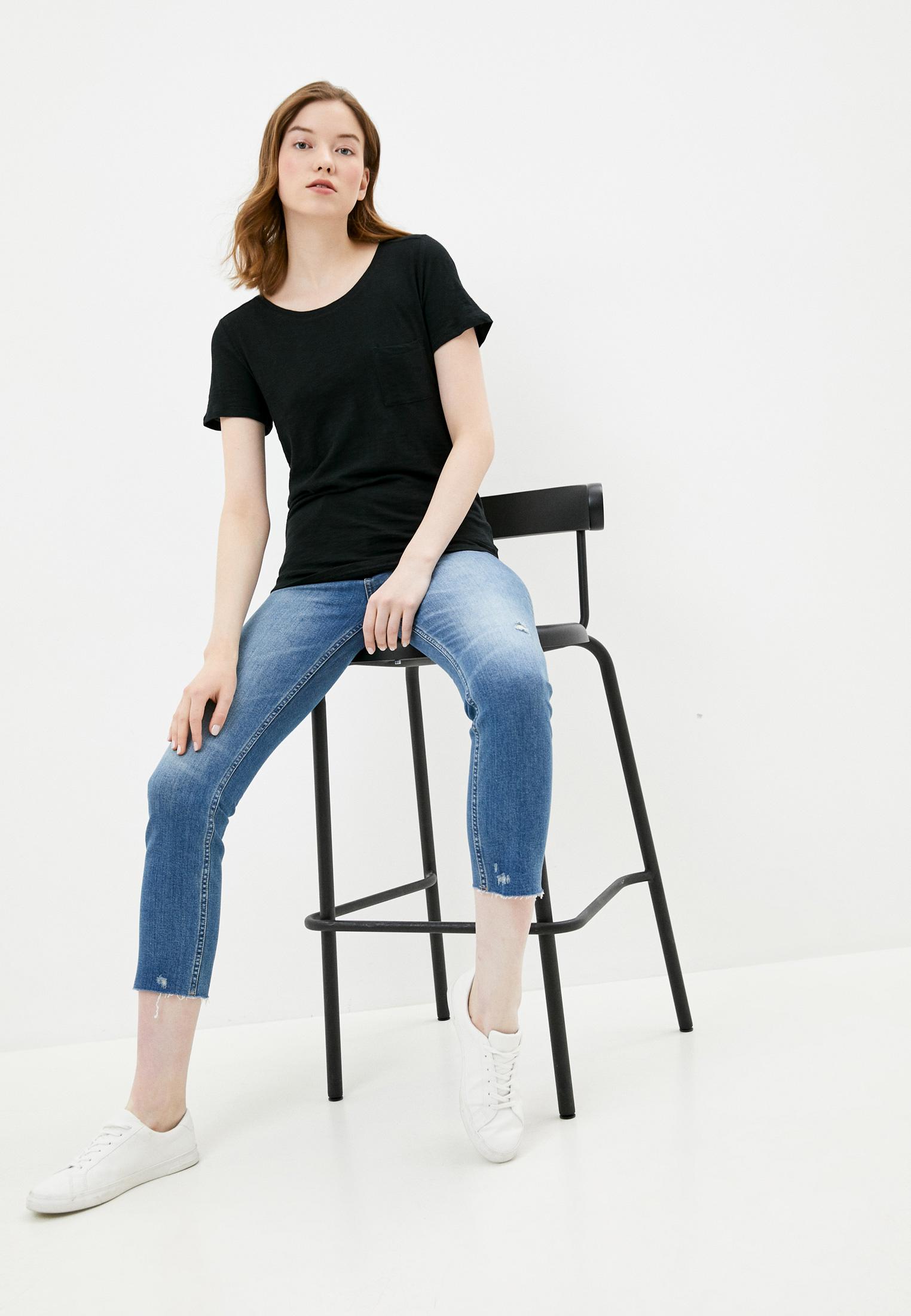 Зауженные джинсы Gap 546937: изображение 4