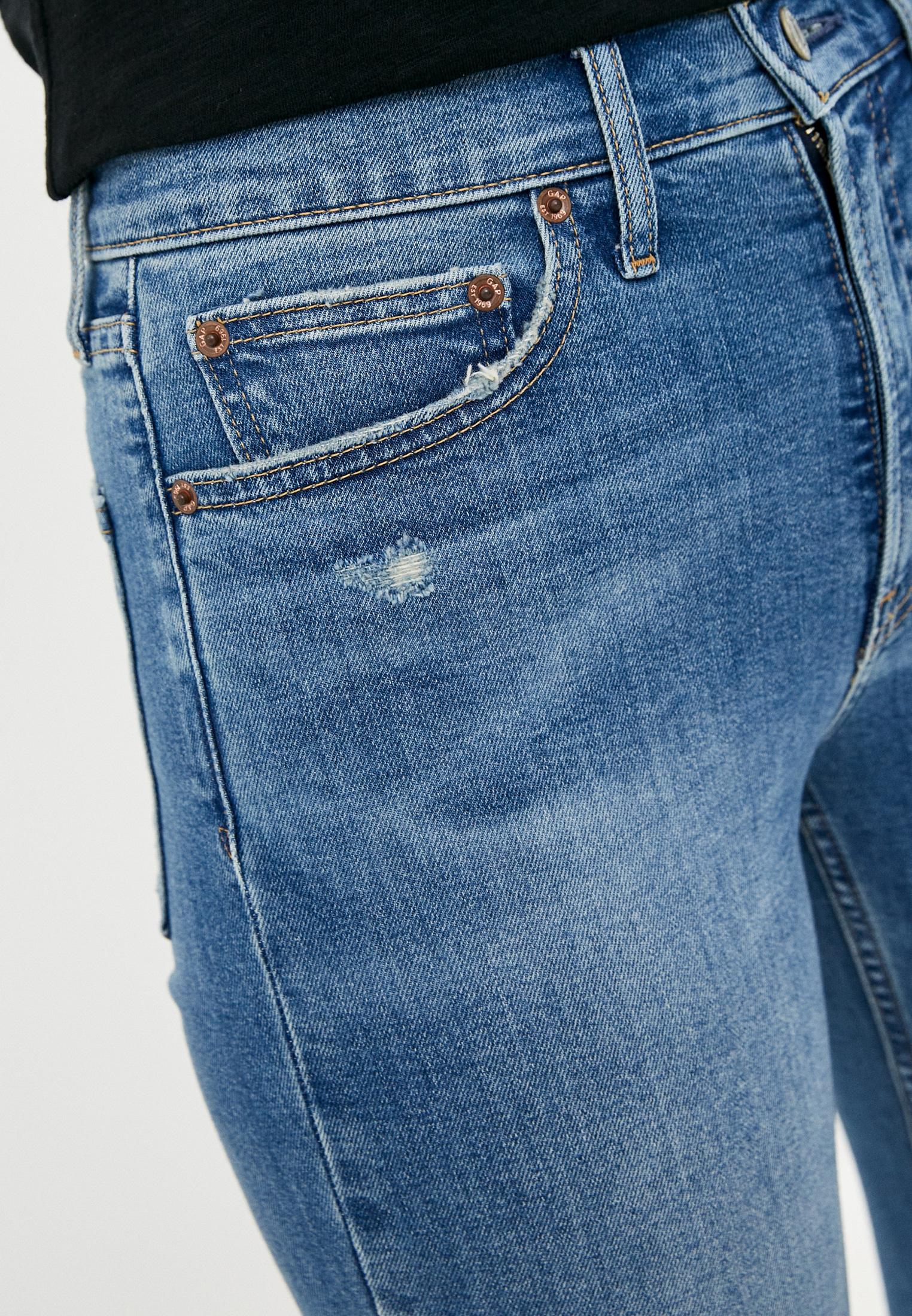 Зауженные джинсы Gap 546937: изображение 6