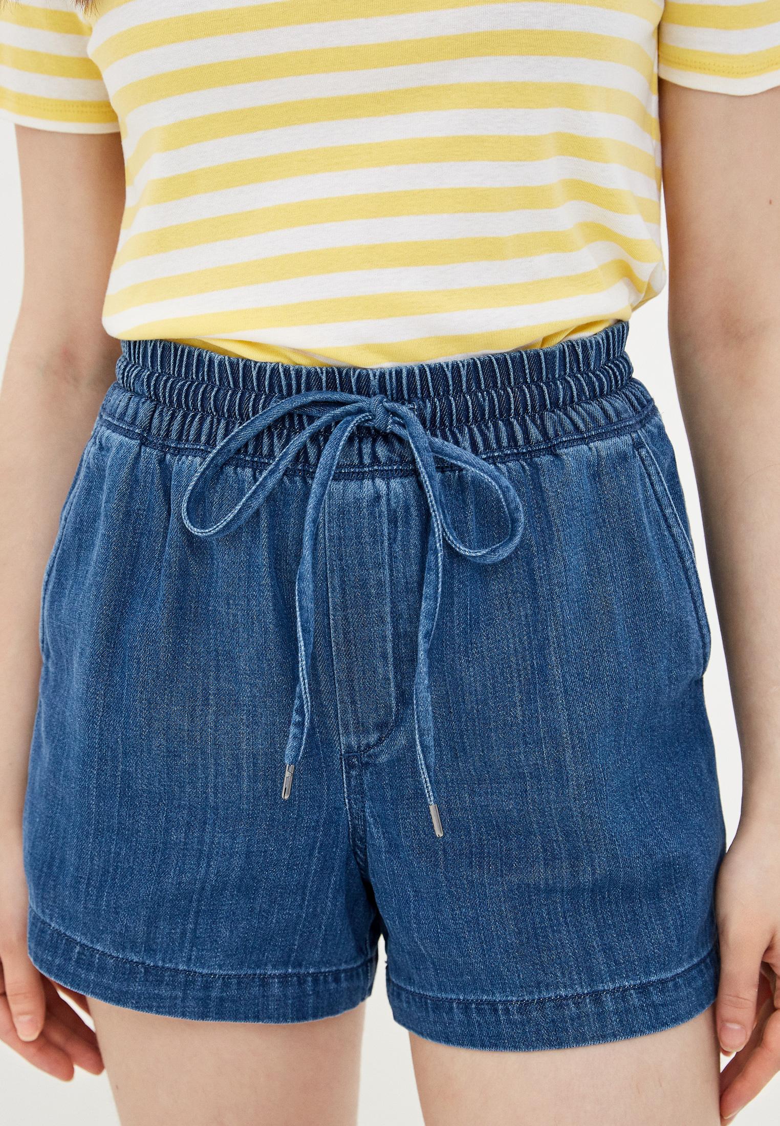 Женские джинсовые шорты Gap 543325