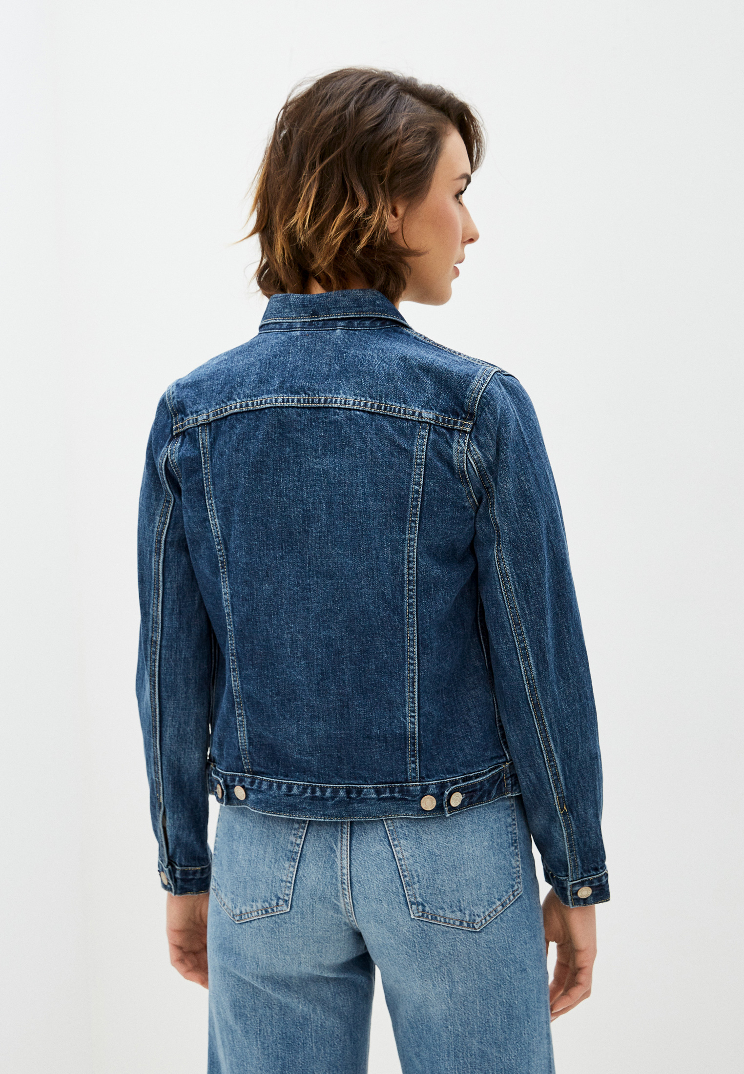 Джинсовая куртка Gap 610491: изображение 3