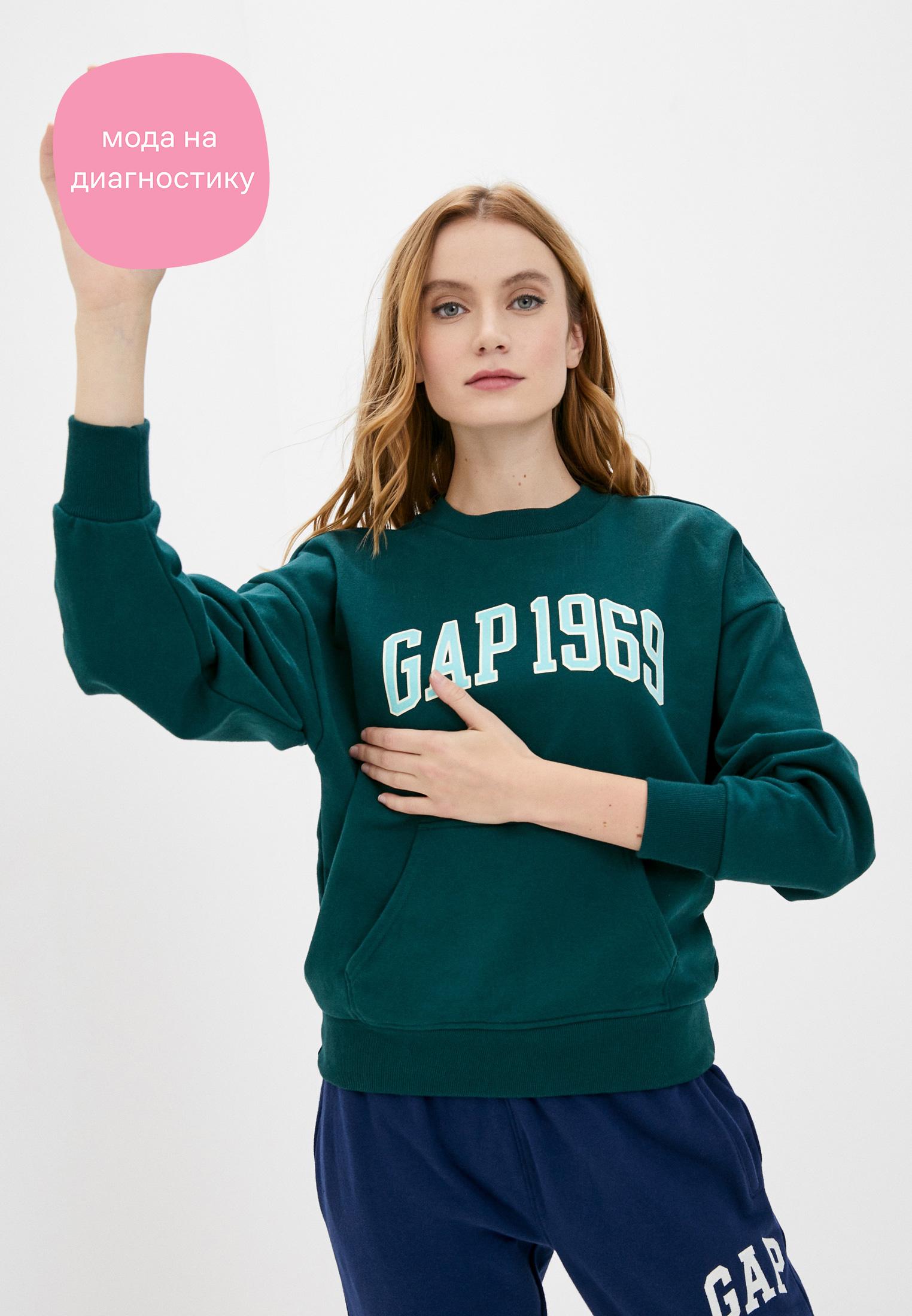 Женские свитшоты Gap (ГЭП) 619100