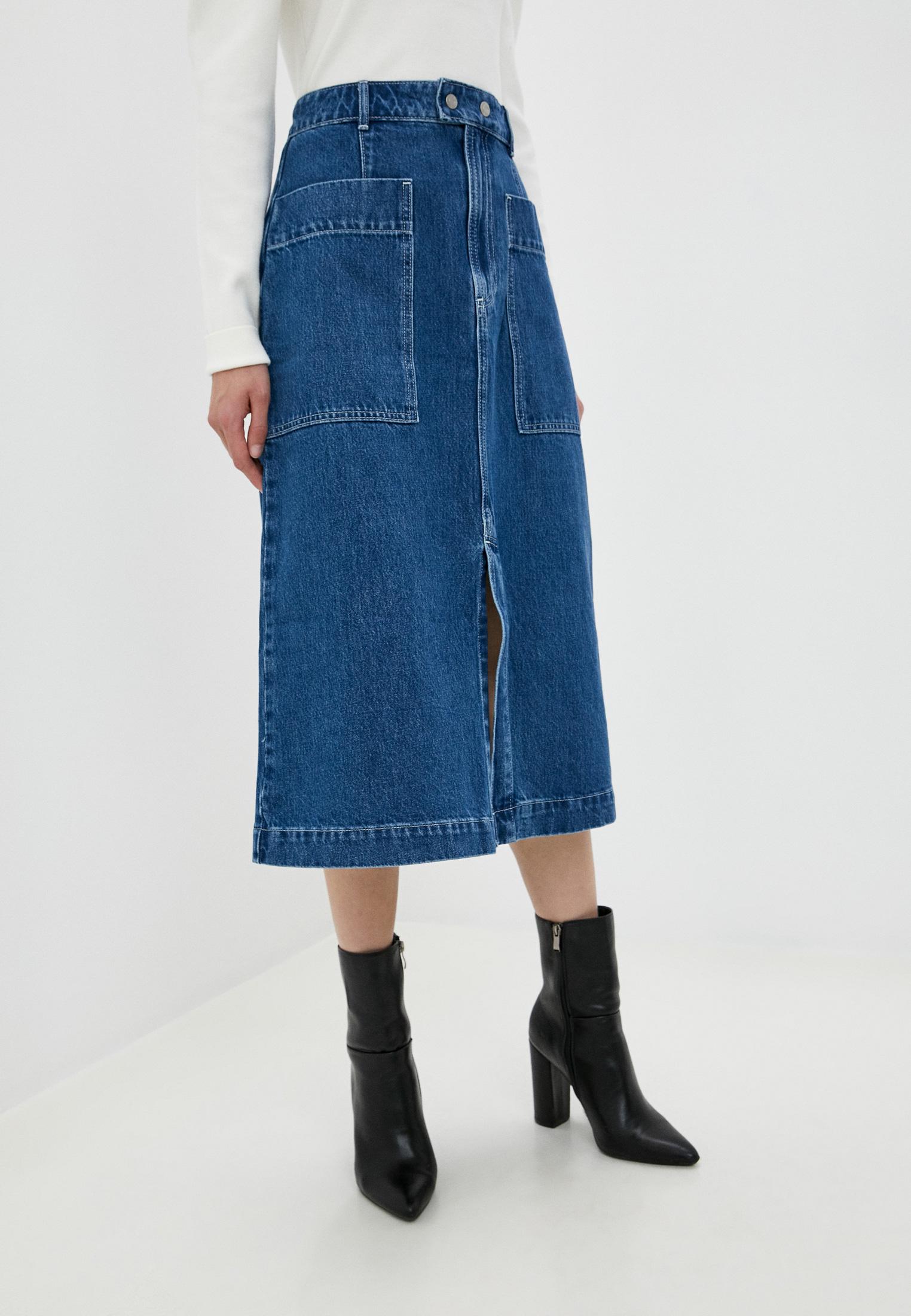 Джинсовая юбка Gap 600554