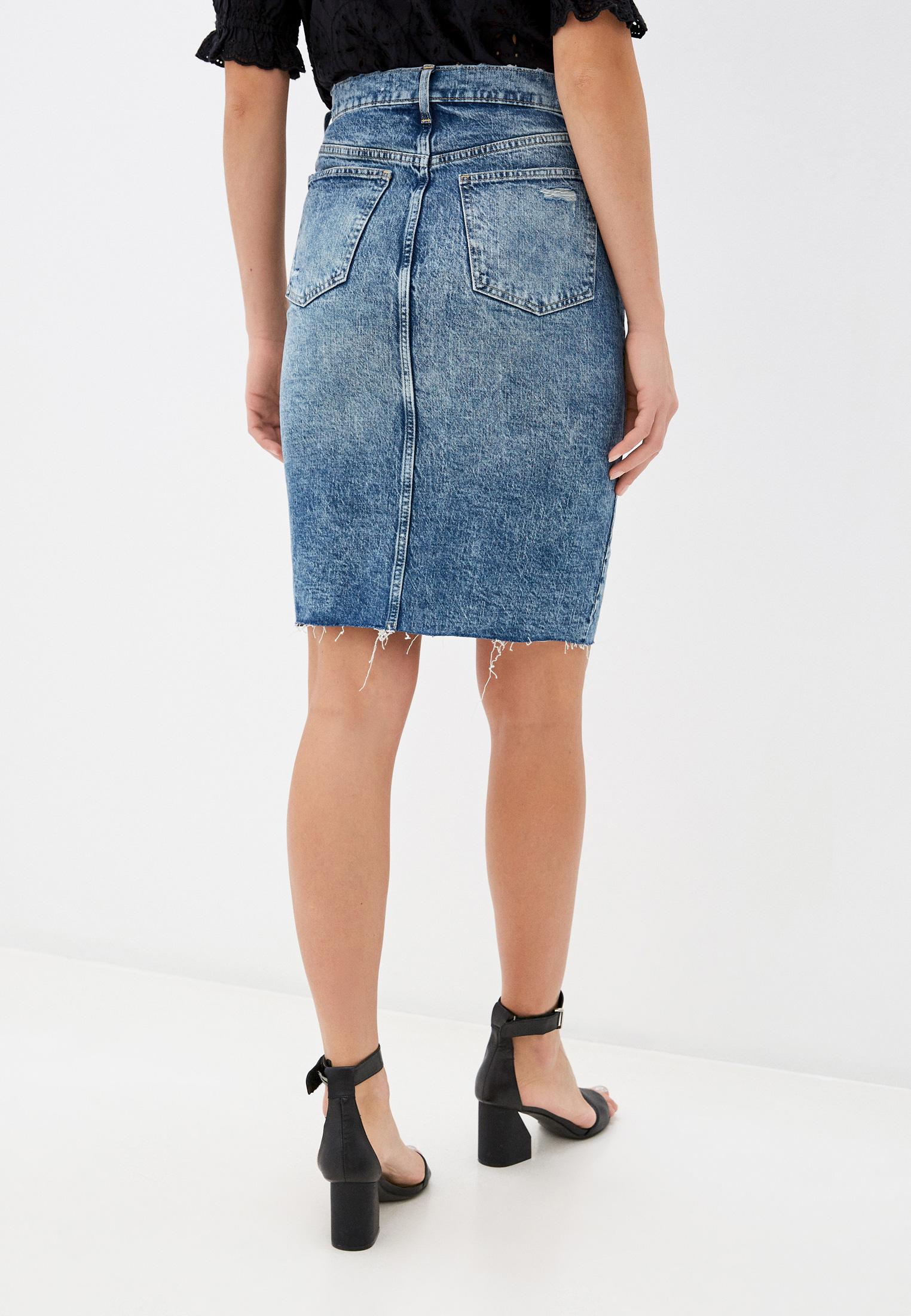 Джинсовая юбка Gap 600558: изображение 3