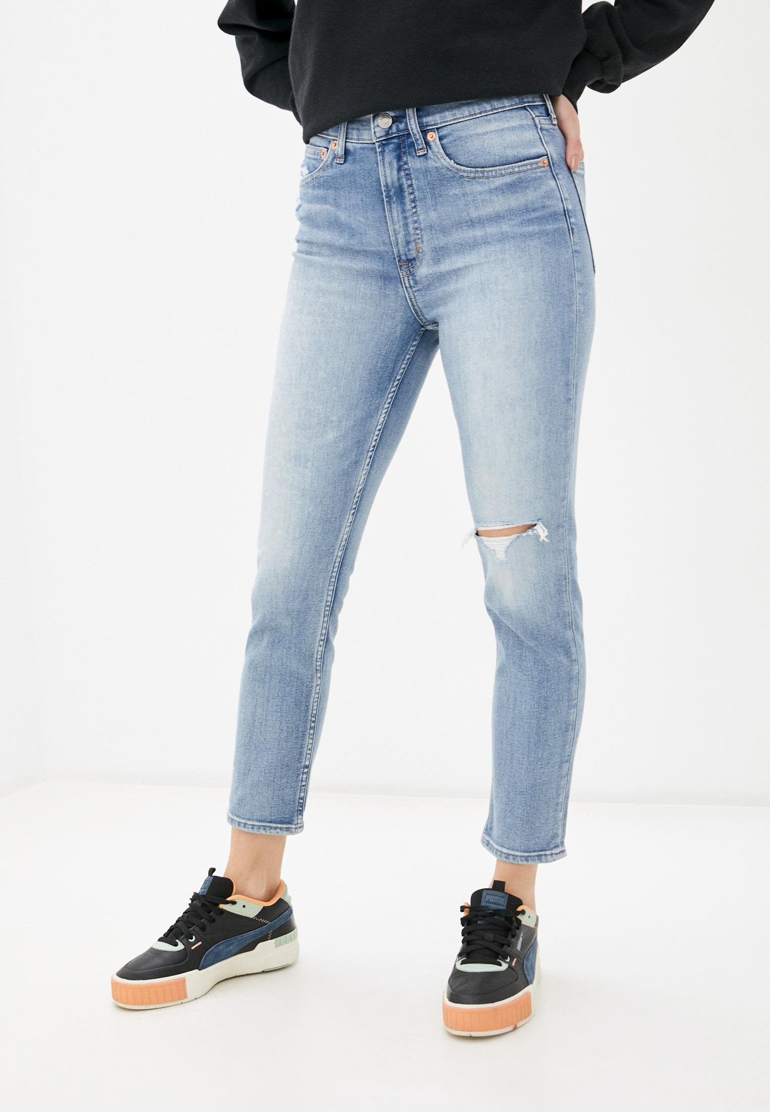 Зауженные джинсы Gap 600107