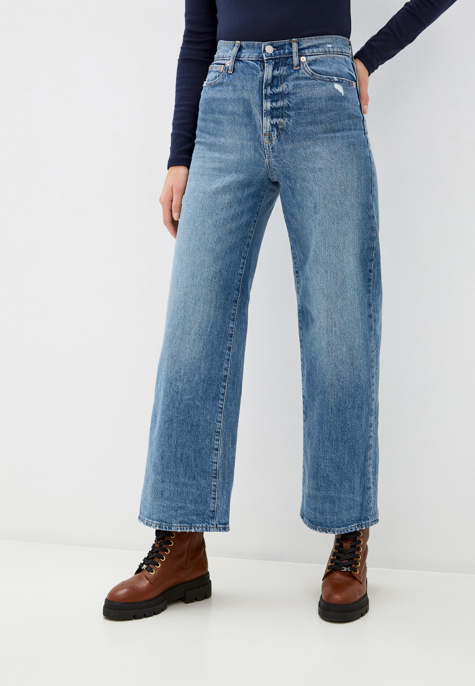 Широкие и расклешенные джинсы Gap 600434
