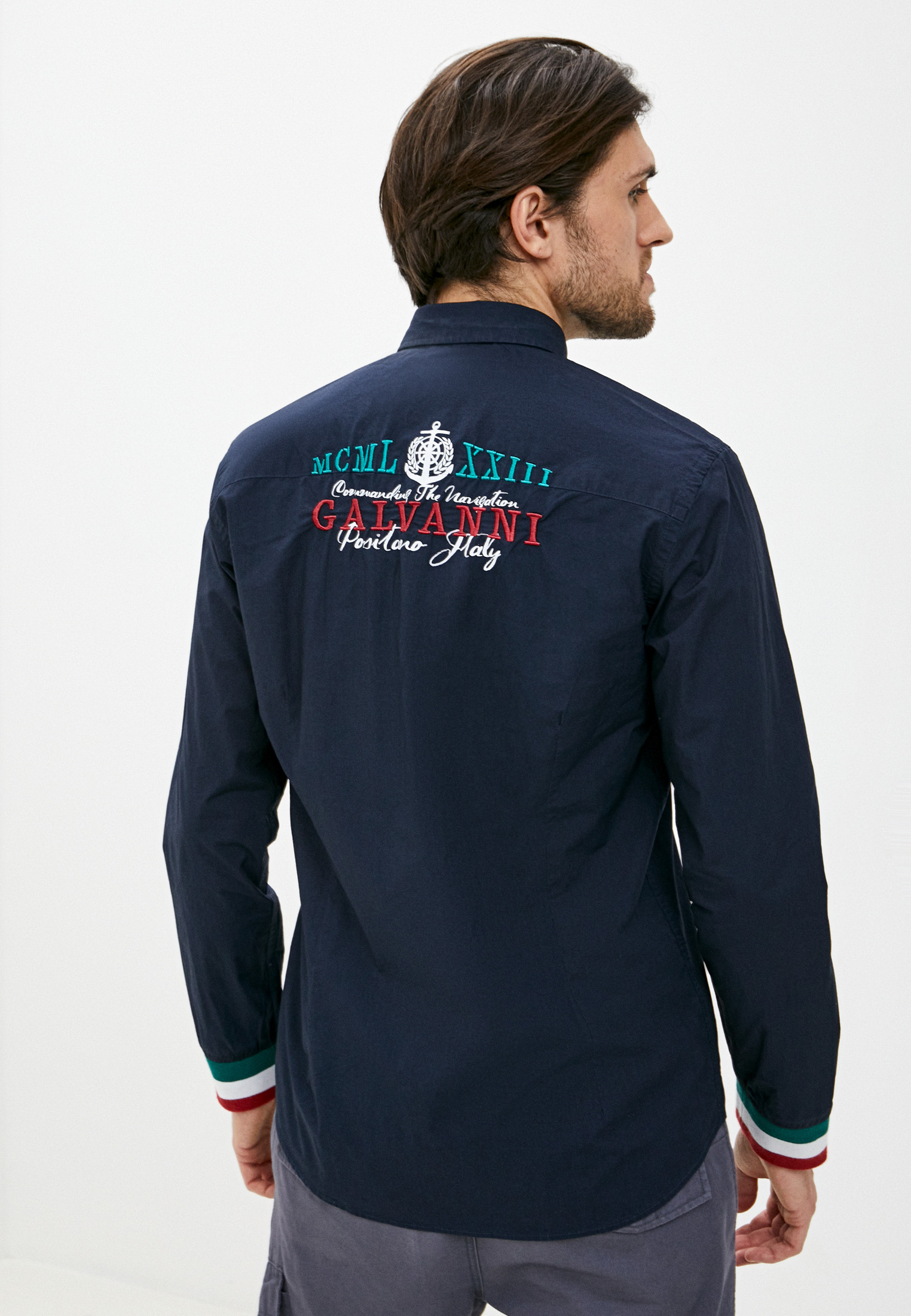 Рубашка с длинным рукавом Galvanni JAJIN: изображение 3