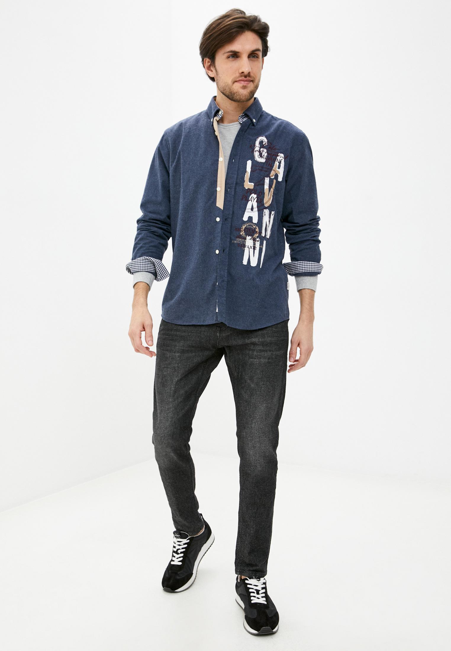 Рубашка с длинным рукавом Galvanni TARABU: изображение 2
