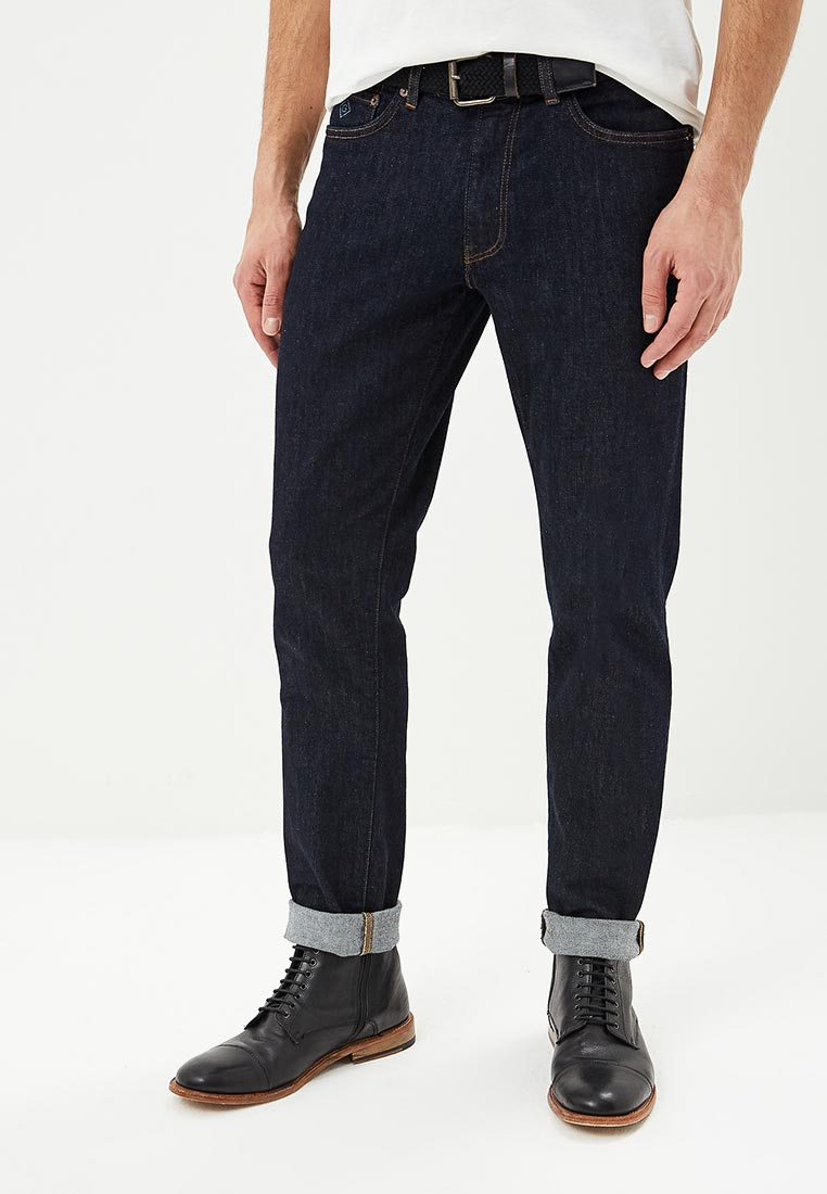 Мужские прямые джинсы Gant (Гант) 1315008