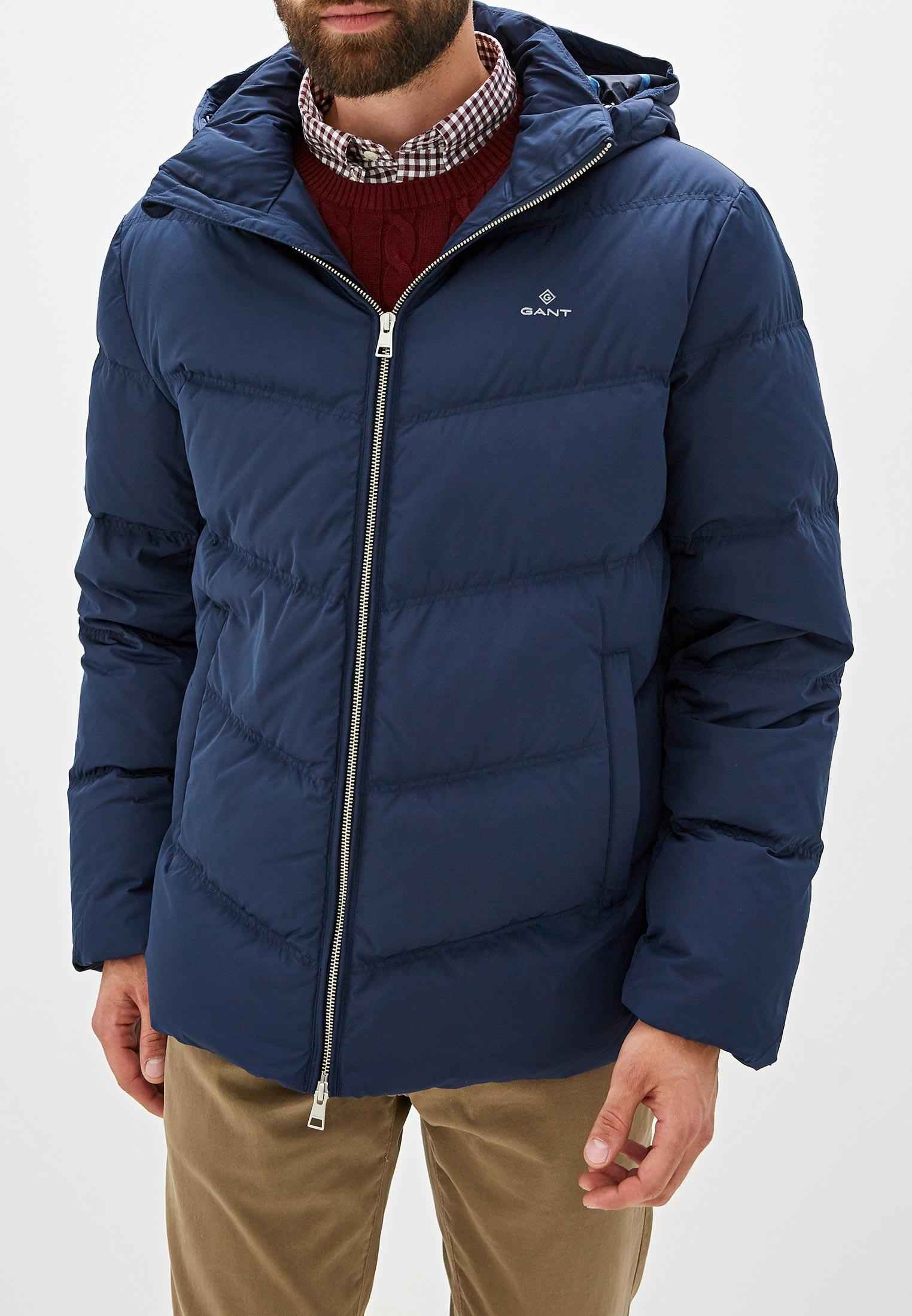 Утепленная куртка Gant (Гант) 7006017