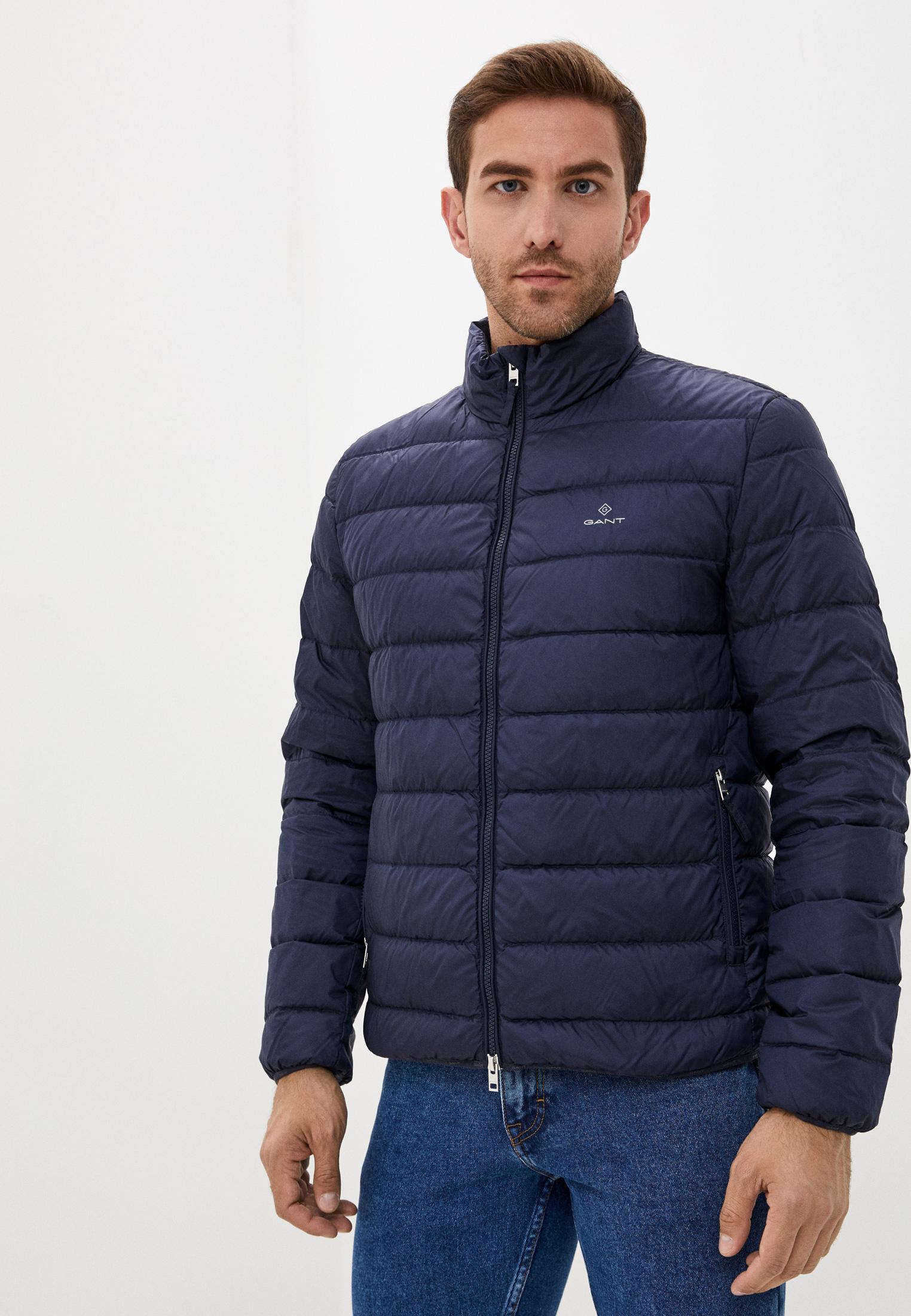 Утепленная куртка Gant (Гант) 7006093: изображение 1