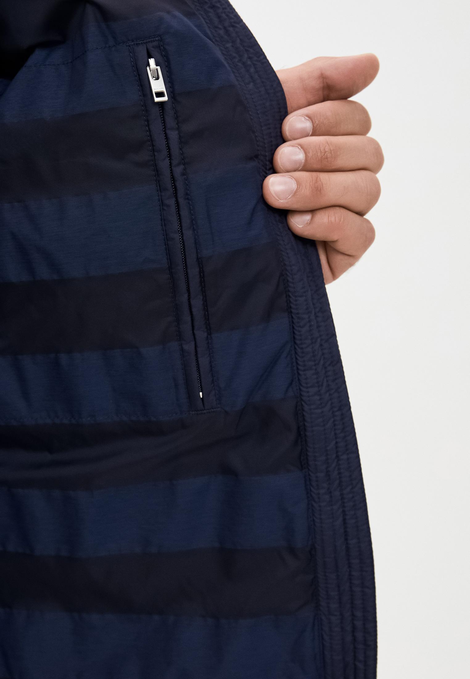Утепленная куртка Gant (Гант) 7006093: изображение 4