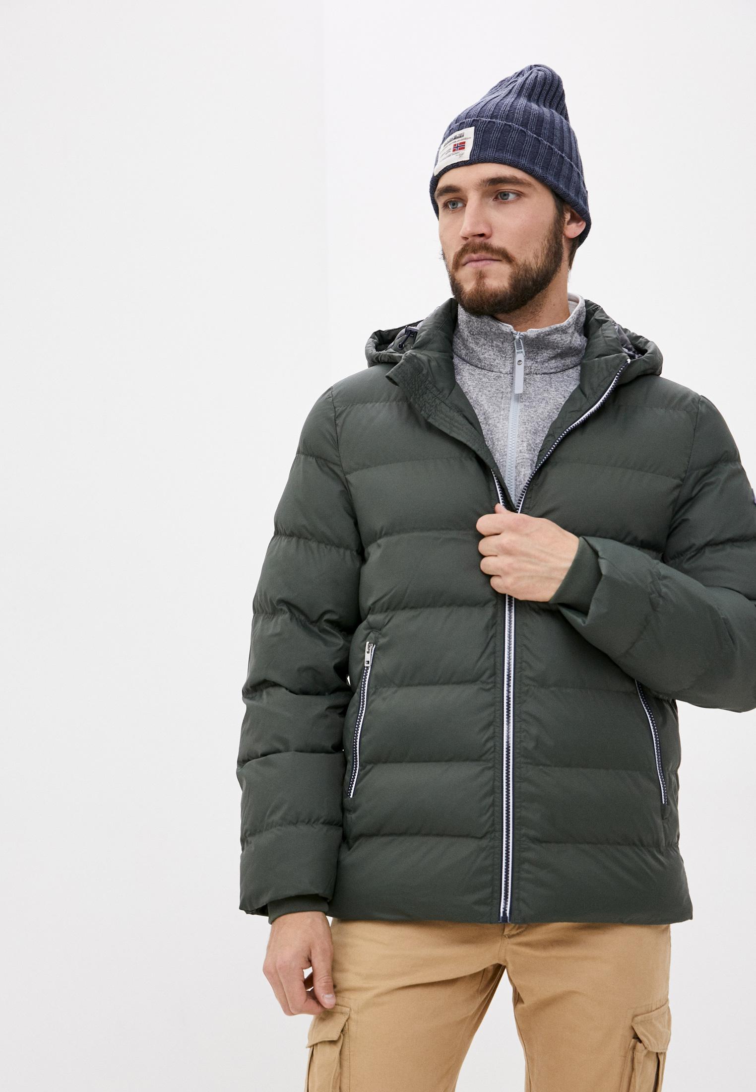 Утепленная куртка Gant (Гант) 7006096
