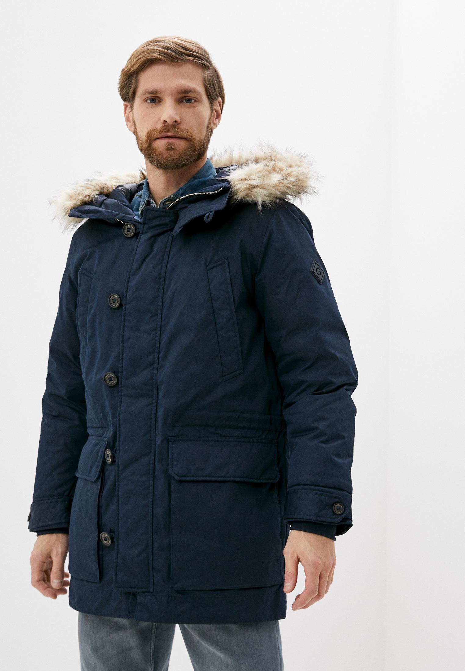 Утепленная куртка Gant (Гант) 7006106