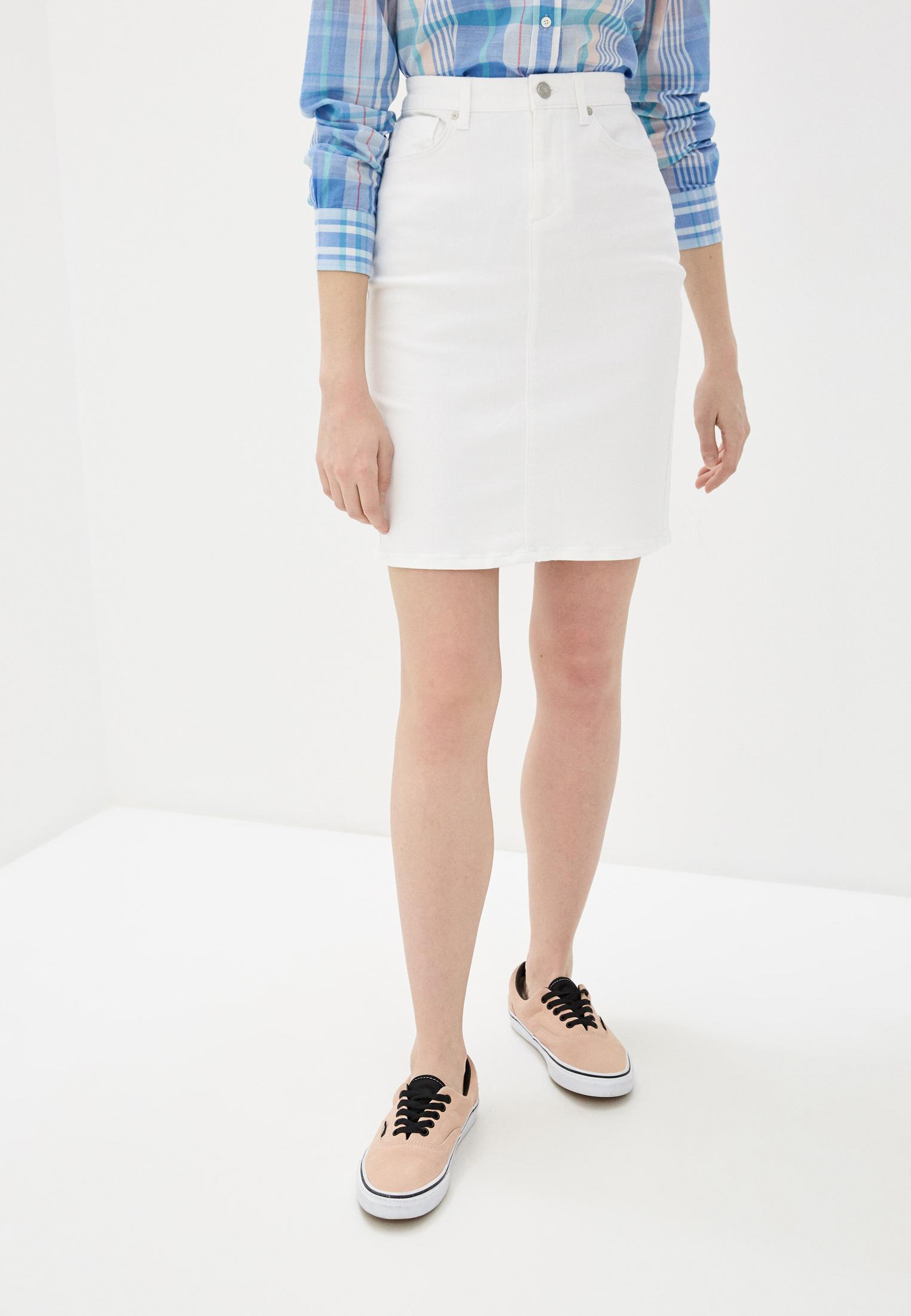 Джинсовая юбка Gant (Гант) 4400018