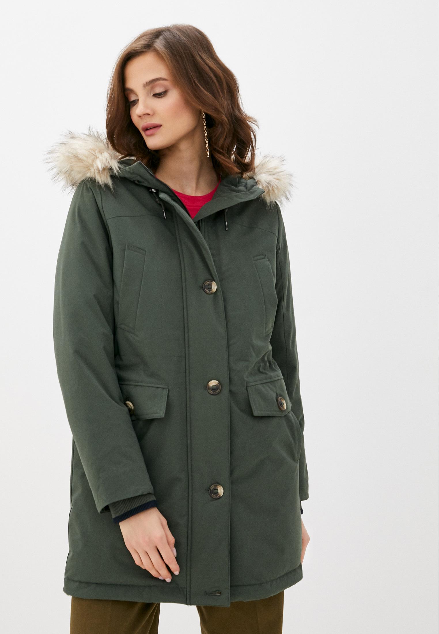 Утепленная куртка Gant (Гант) 4700143