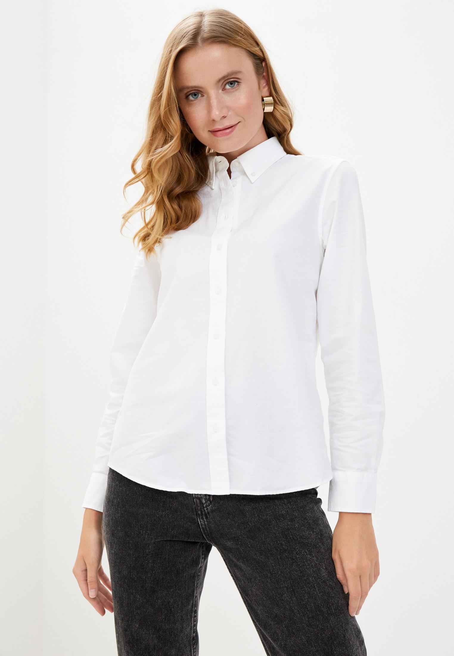 Женские рубашки с длинным рукавом Gant (Гант) 4300047