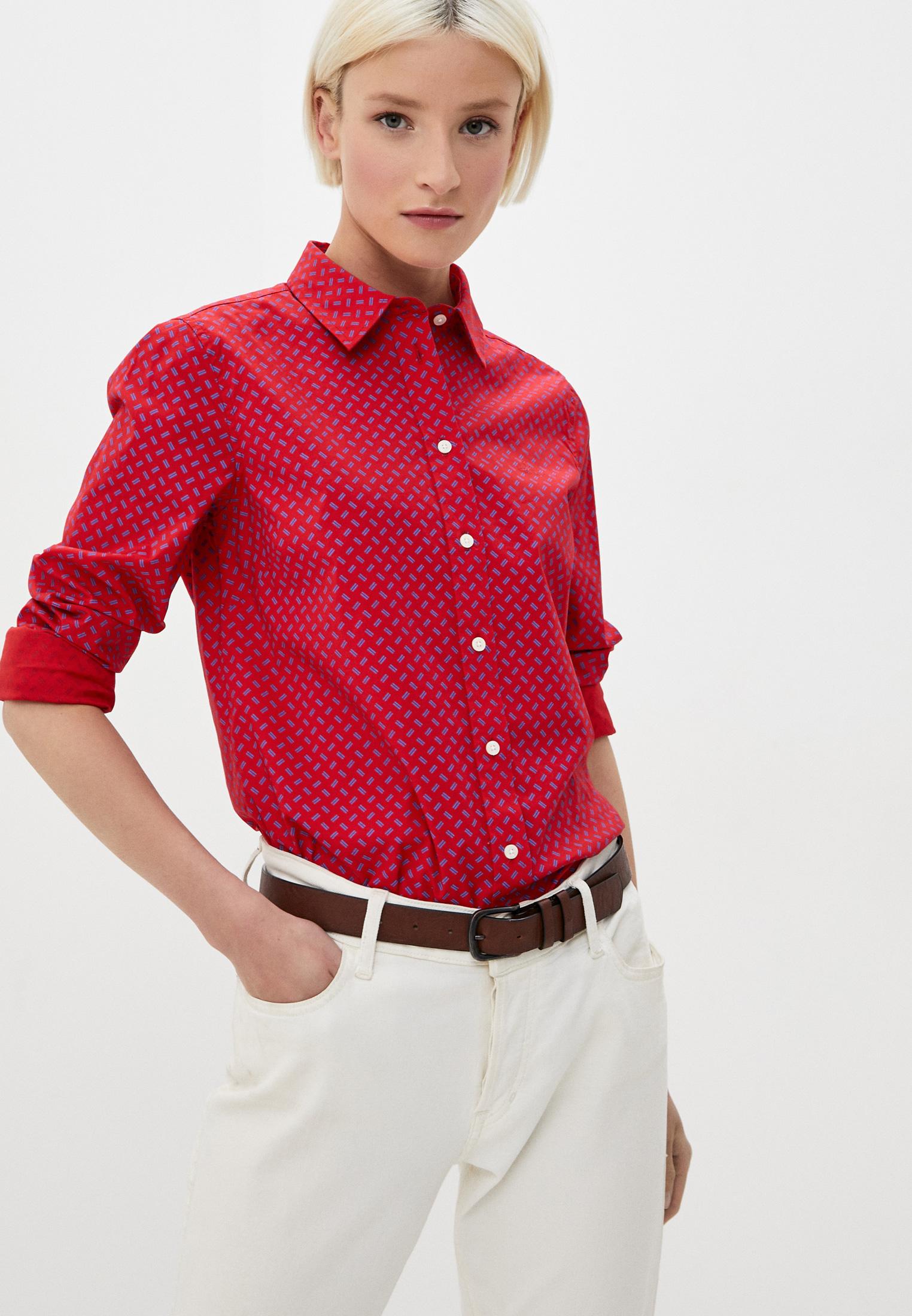Женские рубашки с длинным рукавом Gant (Гант) 4322036