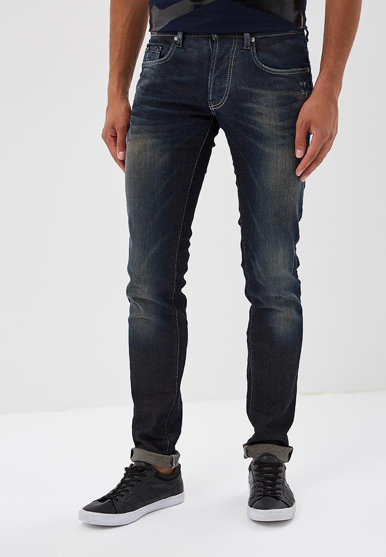 Зауженные джинсы GAS 351215 030892