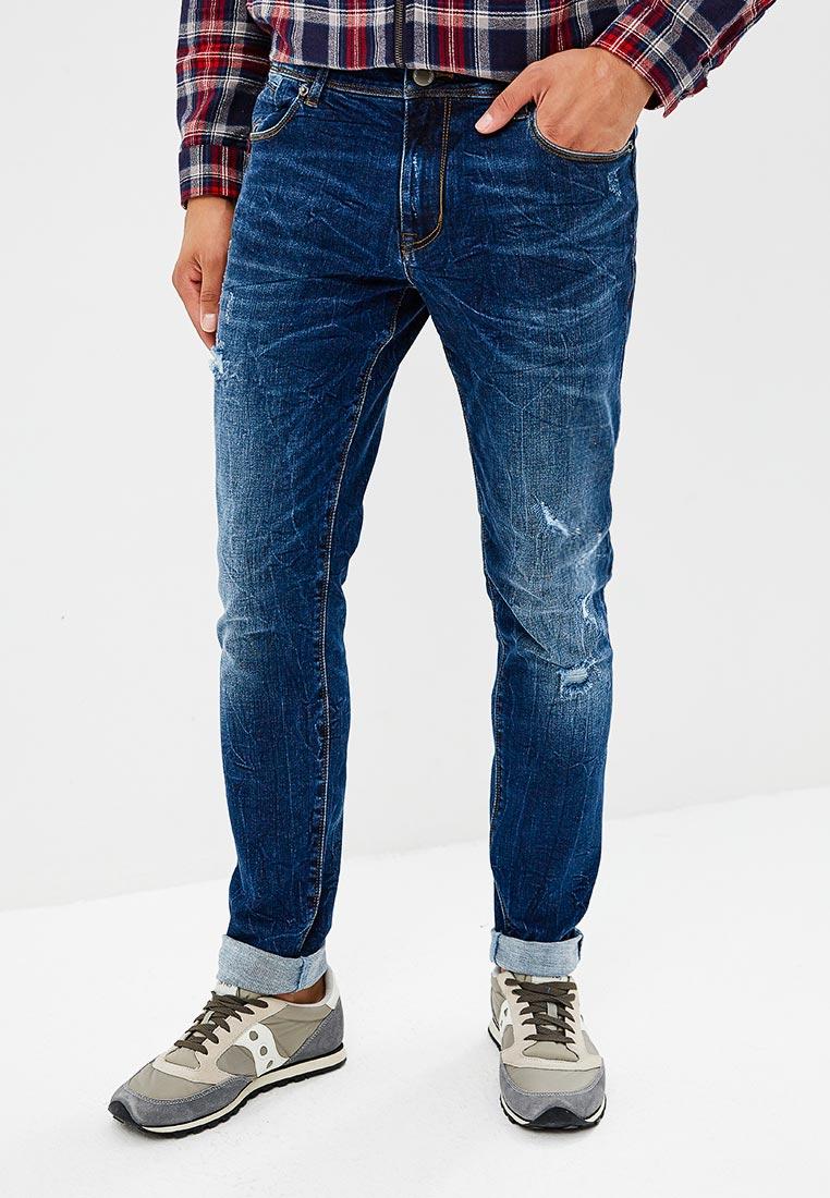 Зауженные джинсы Gaudi 721BU26028