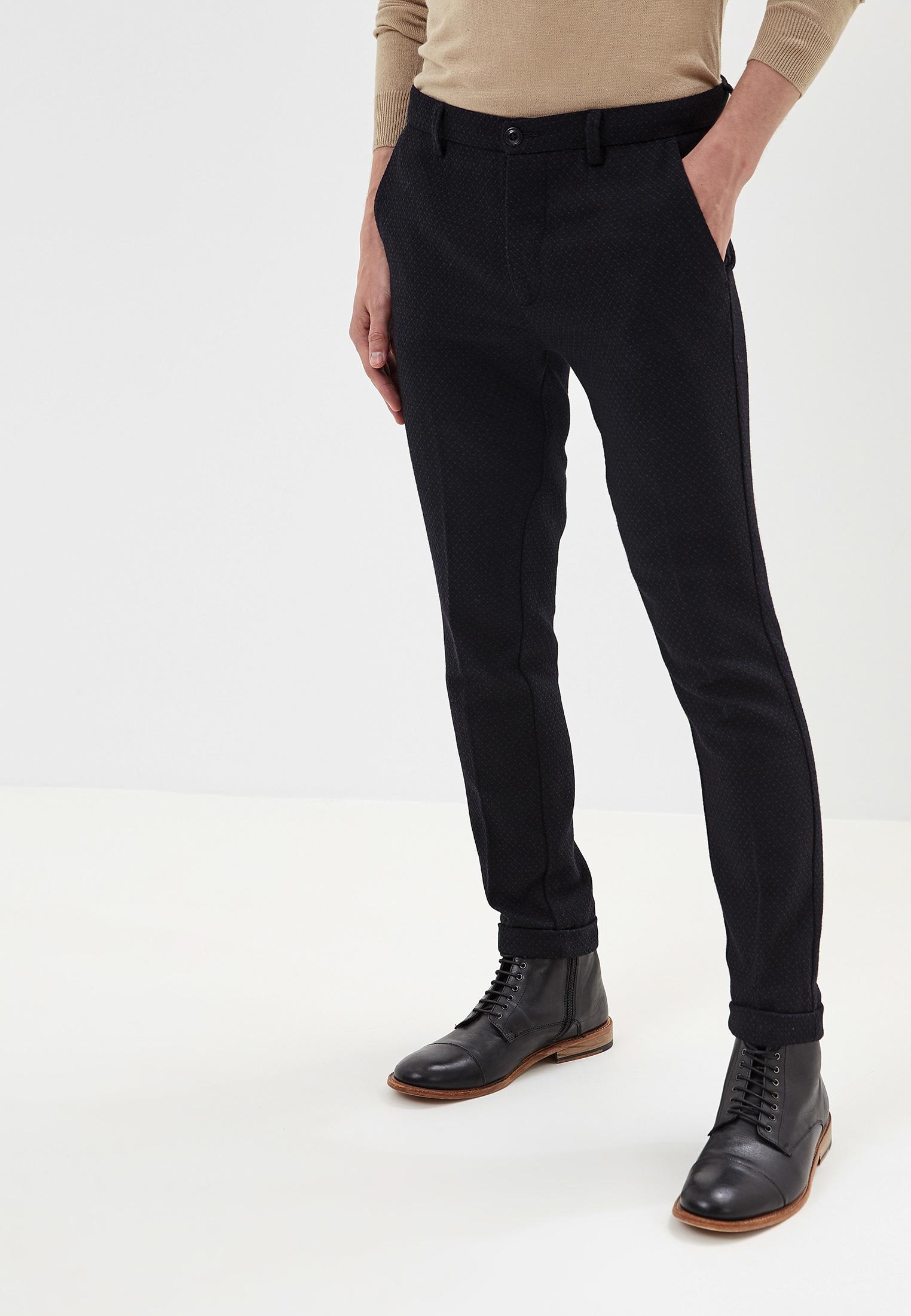 Мужские классические брюки Gaudi 821FU25017