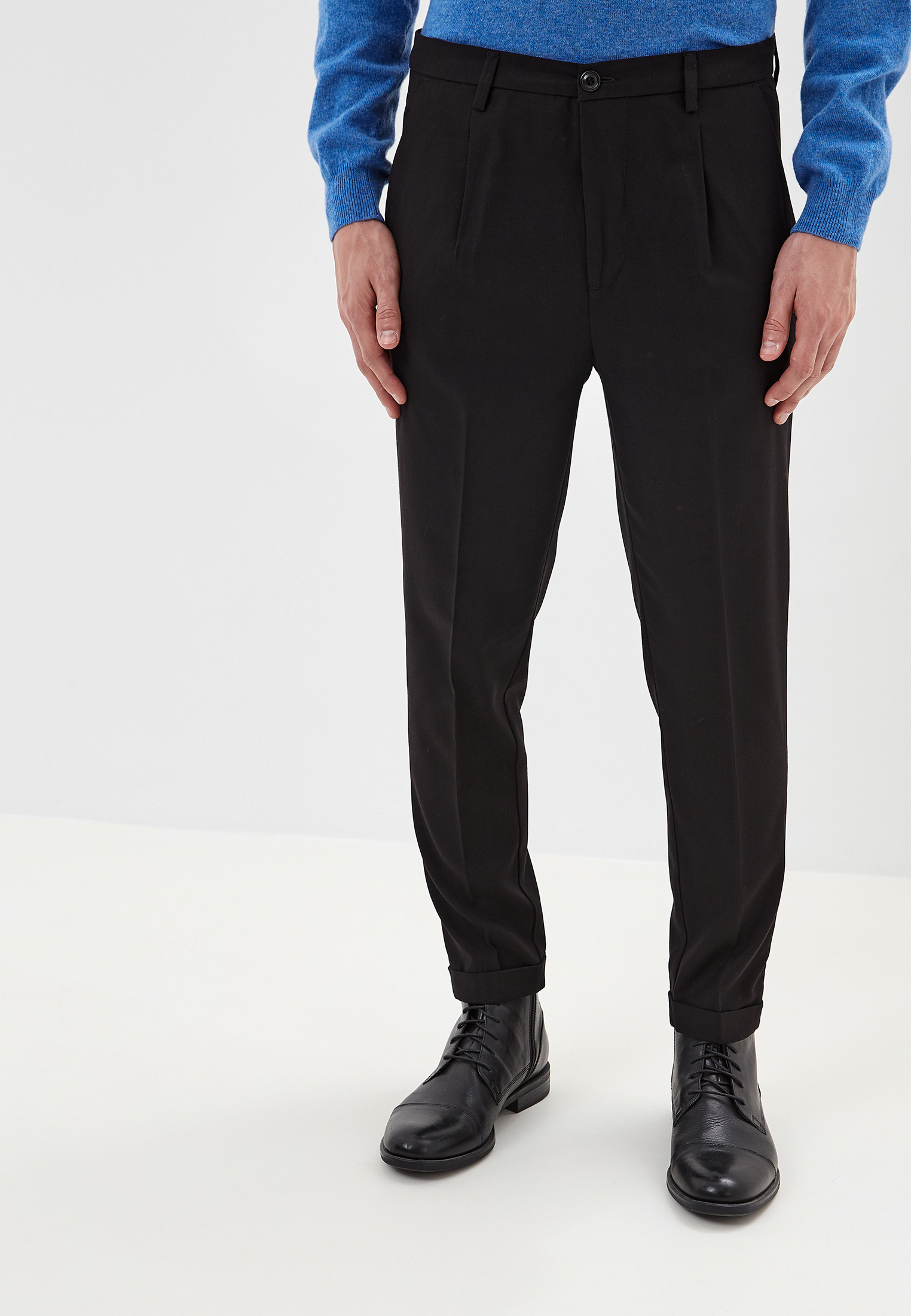 Мужские классические брюки Gaudi 821FU25020