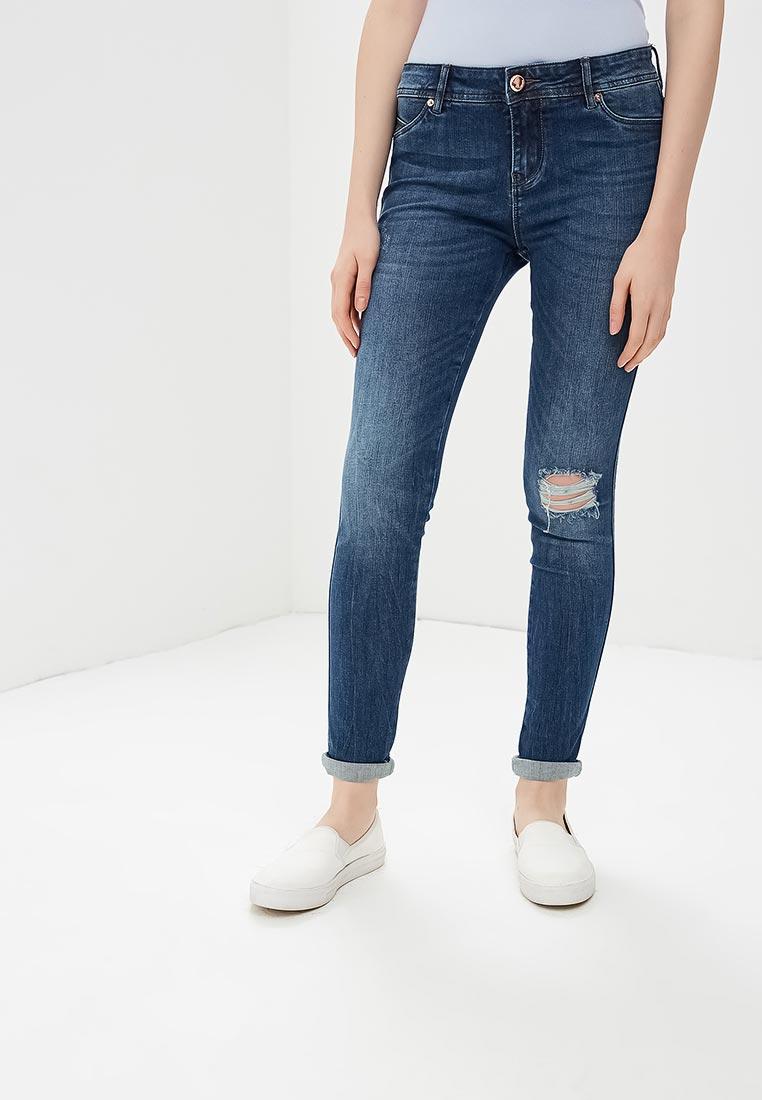 Зауженные джинсы Gaudi 721BD26013