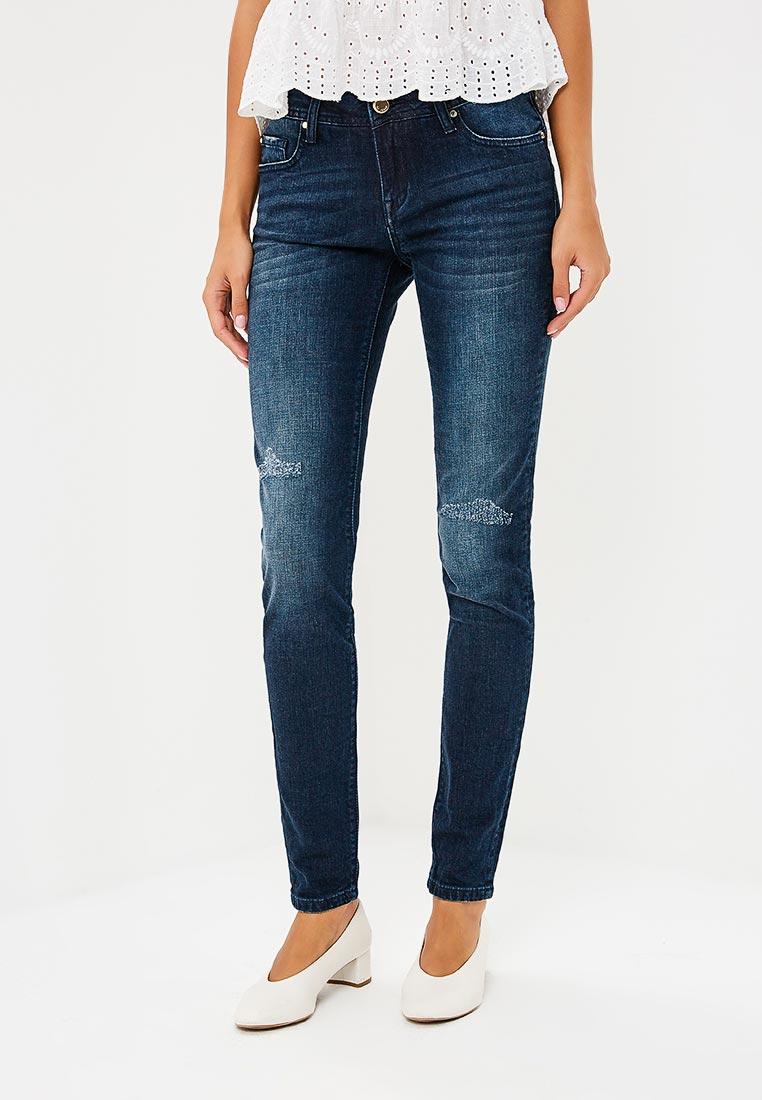 Зауженные джинсы Gaudi 721BD26017