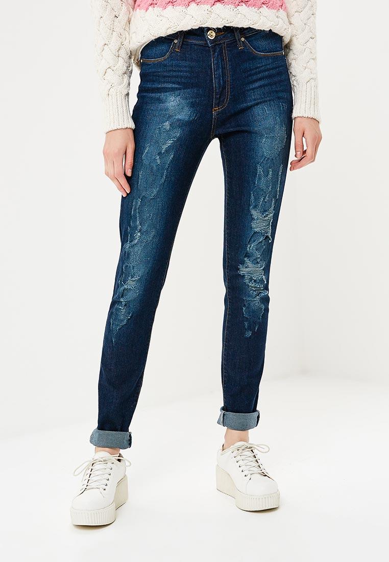 Зауженные джинсы Gaudi 64BD26215L32