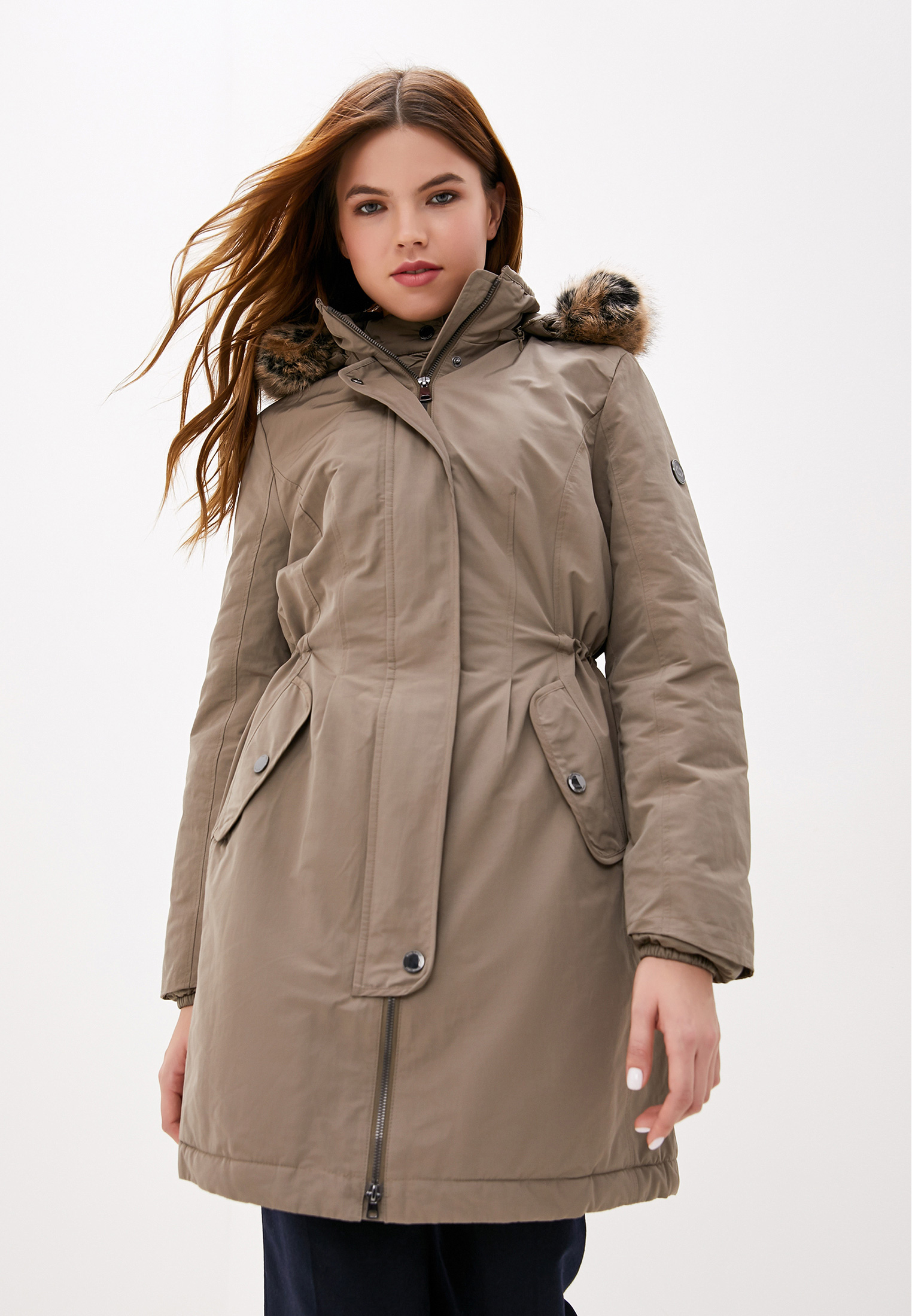 Утепленная куртка Gerry Weber (Гарри Вебер) 250230-31166