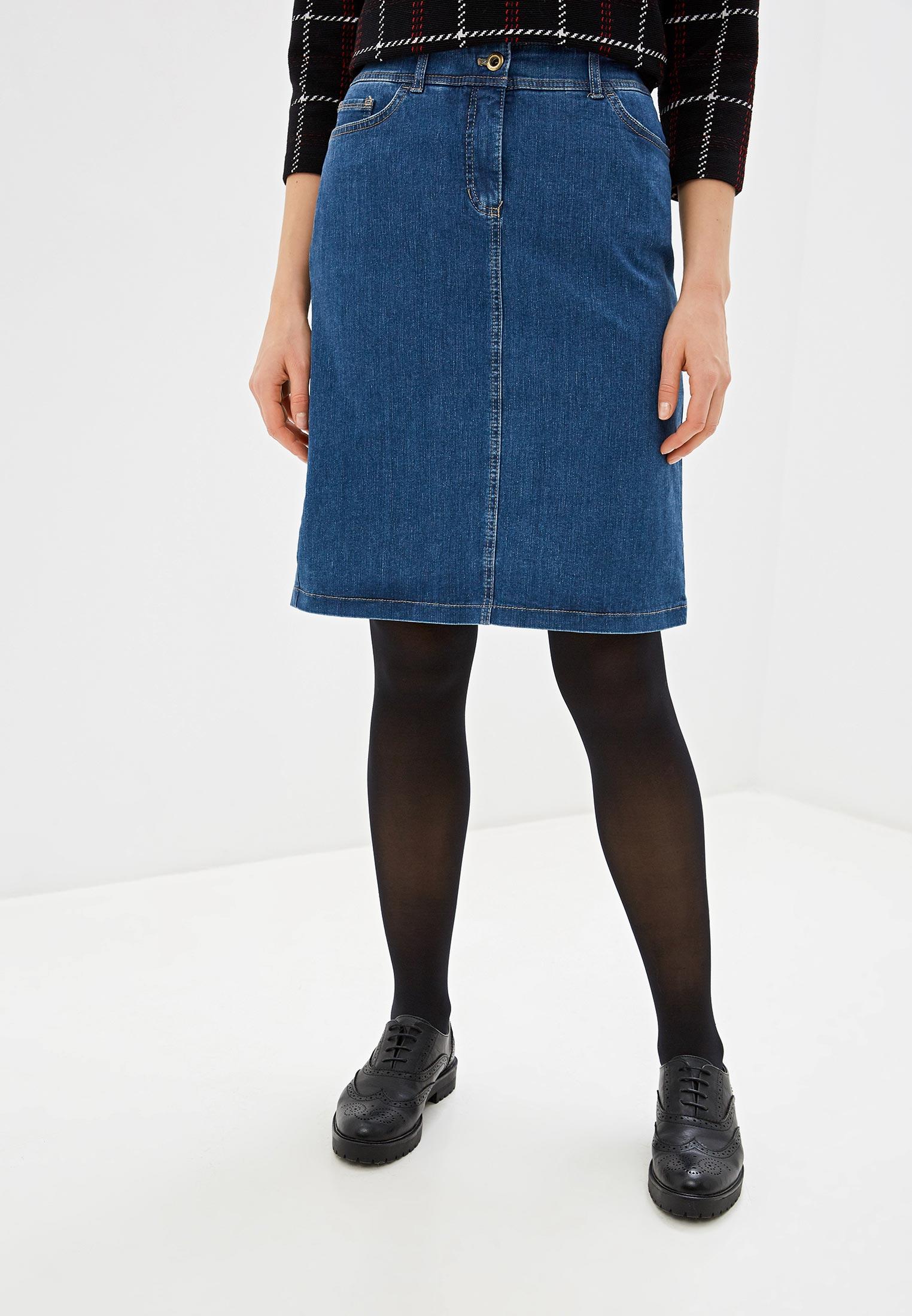 Джинсовая юбка Gerry Weber (Гарри Вебер) 91079-67930