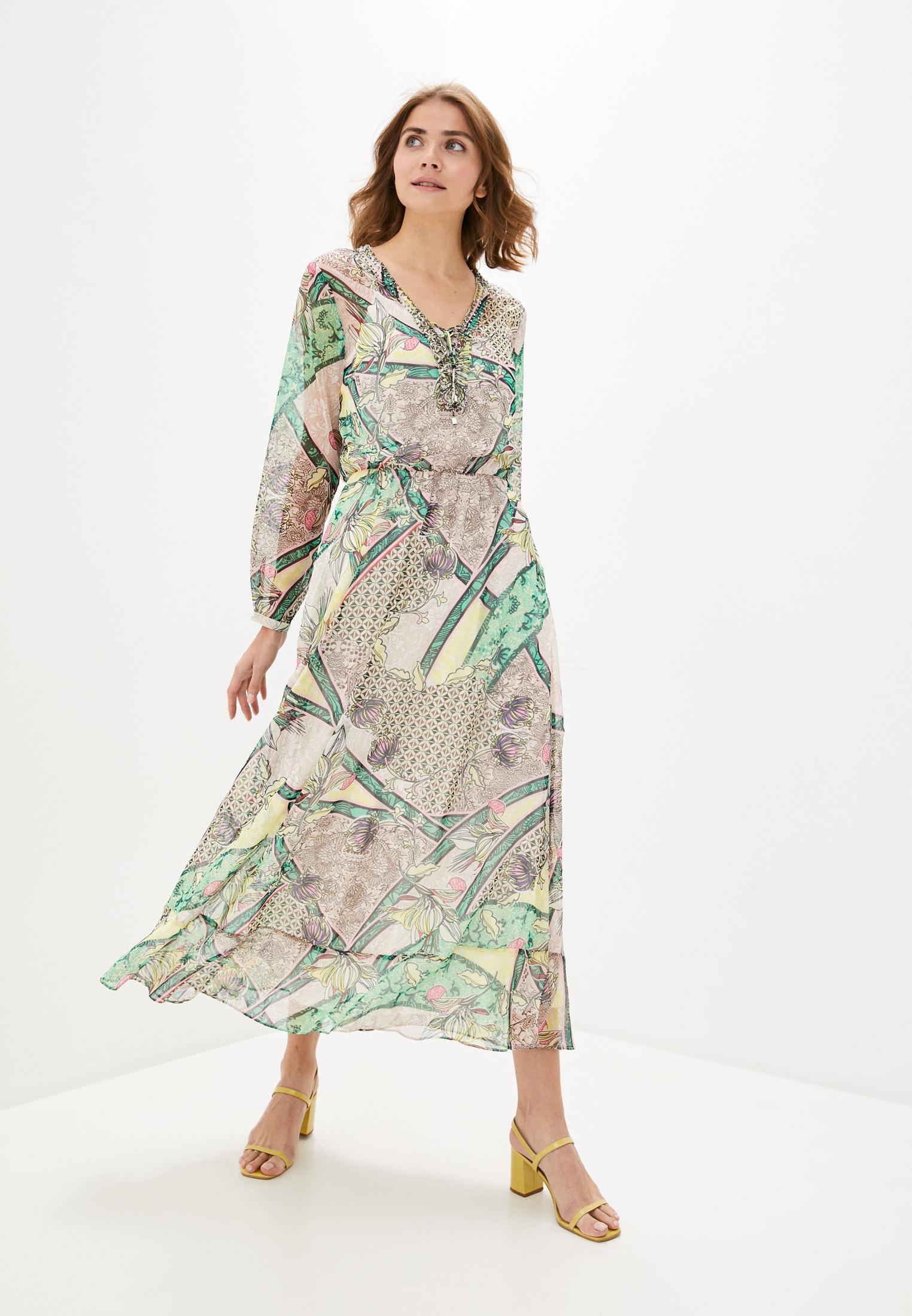 Повседневное платье Gerry Weber (Гарри Вебер) 380046-31613