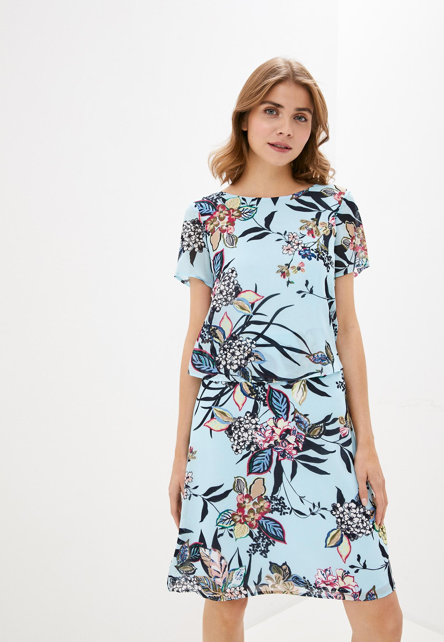 Повседневное платье Gerry Weber (Гарри Вебер) 980025-38031