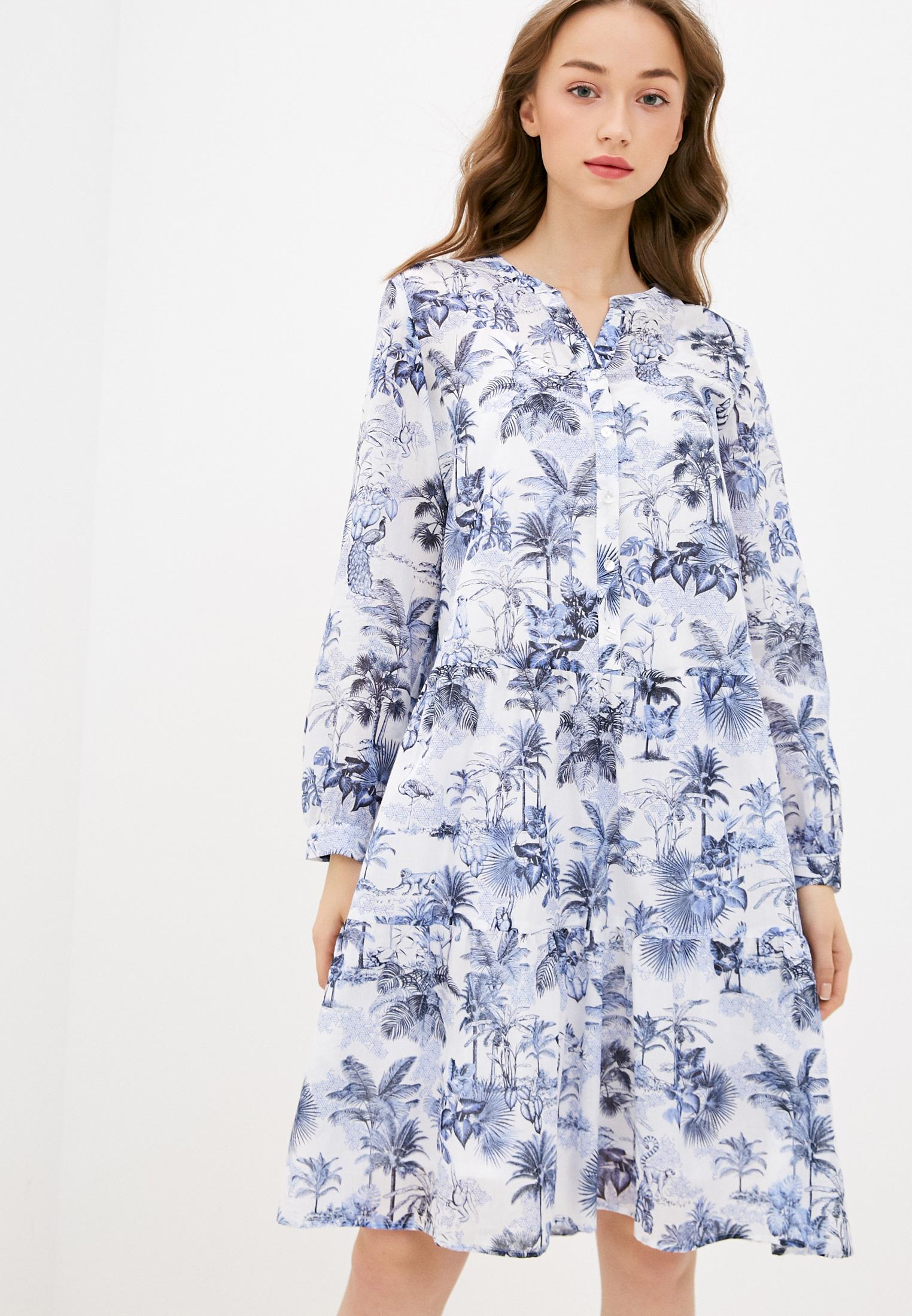 Повседневное платье Gerry Weber (Гарри Вебер) 985013-67202