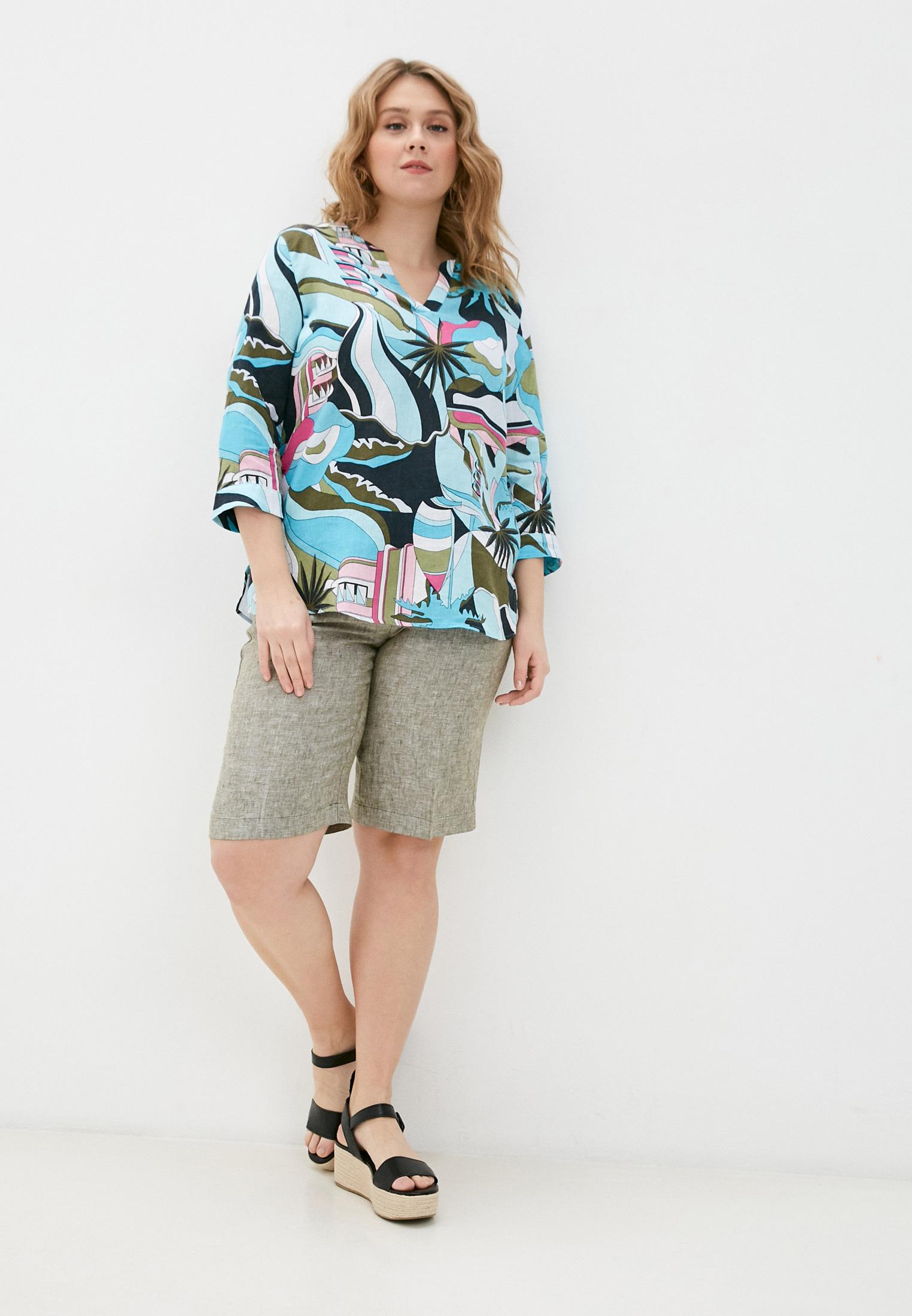 Блуза Gerry Weber (Гарри Вебер) 260349-66679: изображение 2