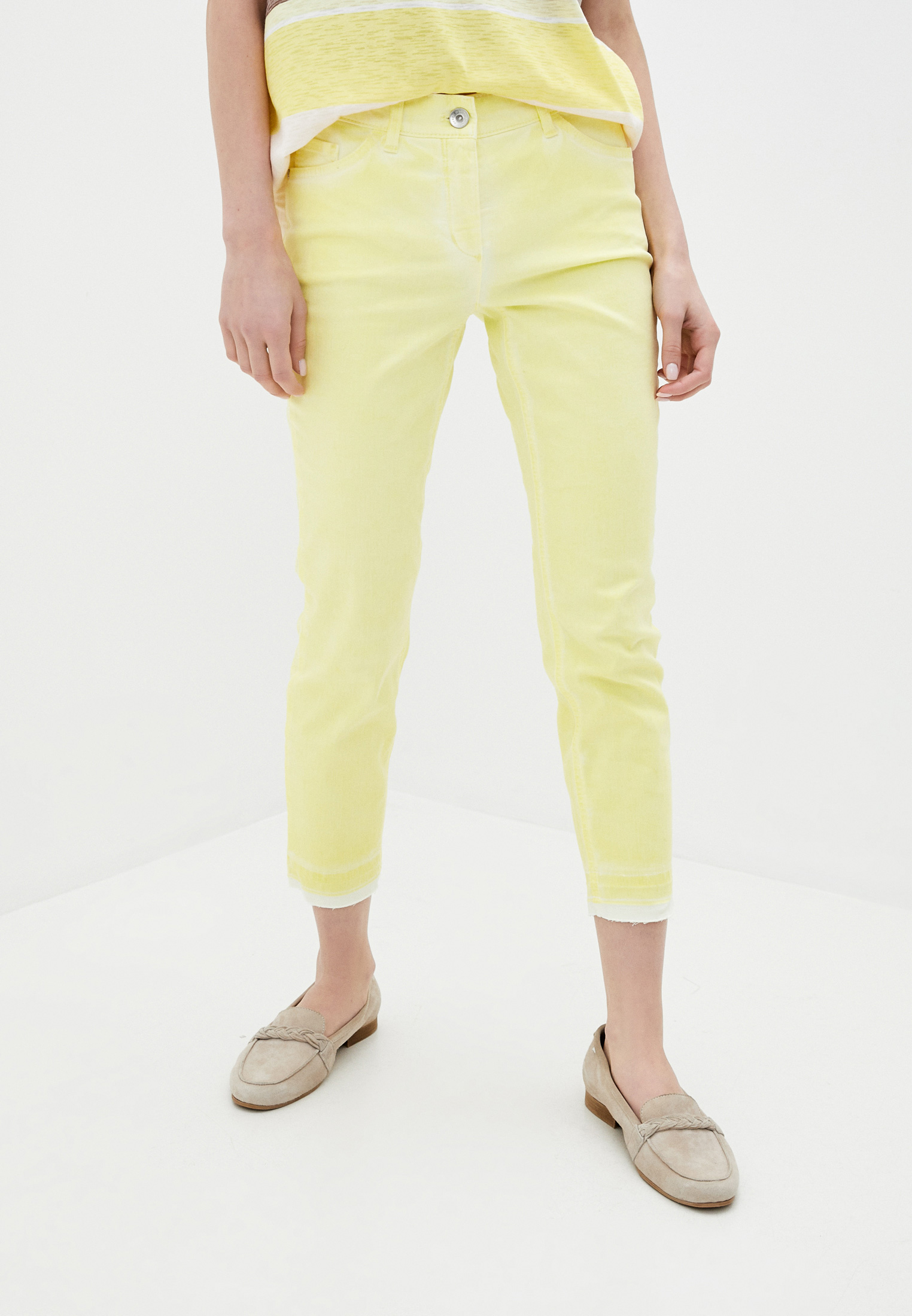 Женские прямые брюки Gerry Weber (Гарри Вебер) 222259-67830