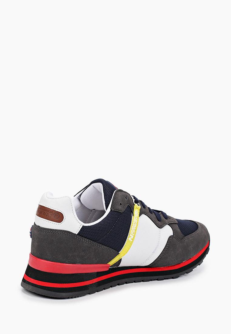 Мужские кроссовки Geographical norway GNM19009-08: изображение 3