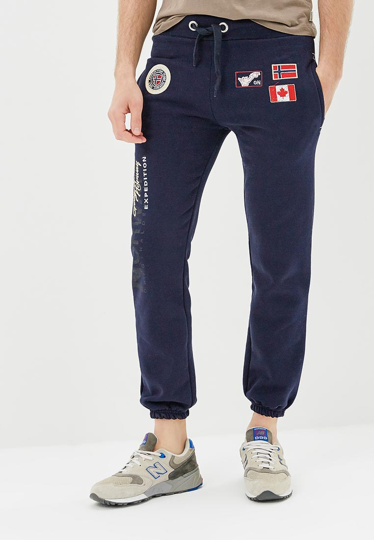 Мужские спортивные брюки Geographical norway MARADOCK MEN 100: изображение 5