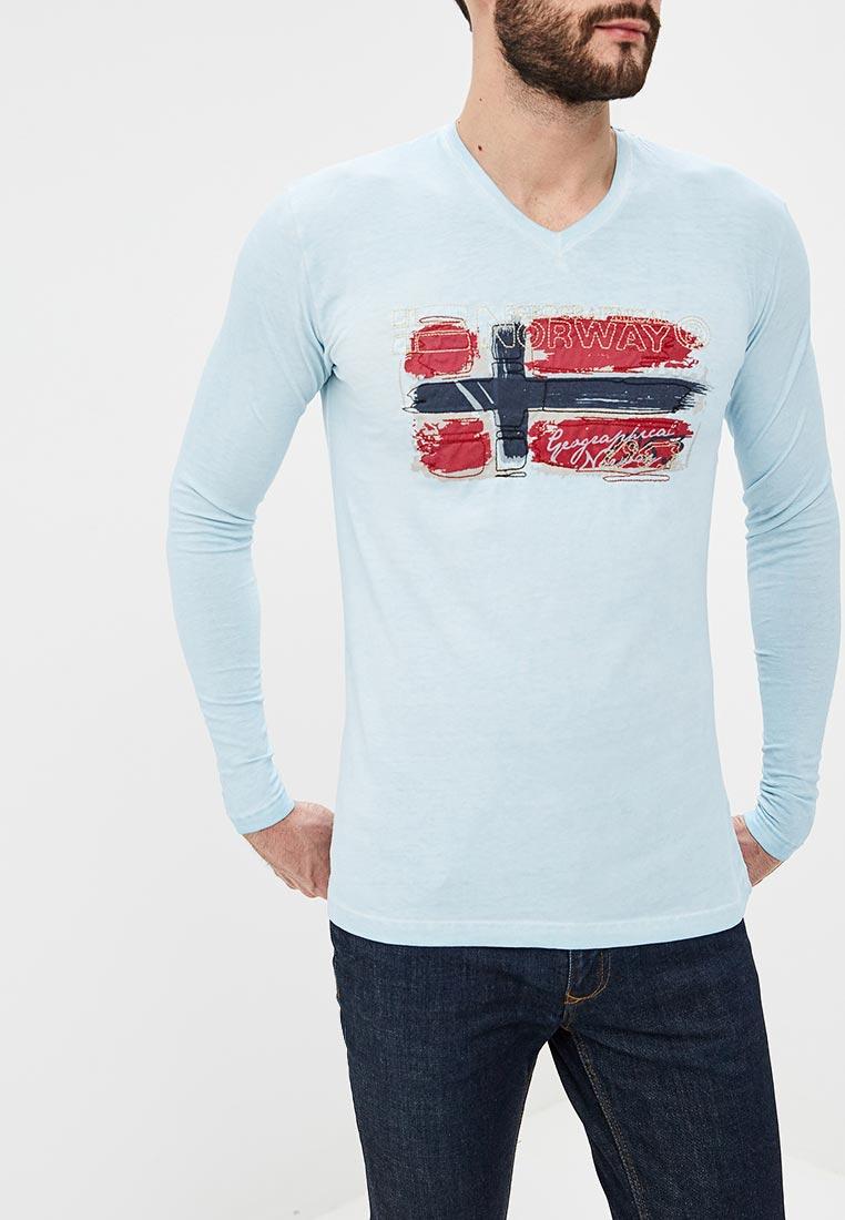 Футболка с длинным рукавом Geographical Norway WP315H/GN