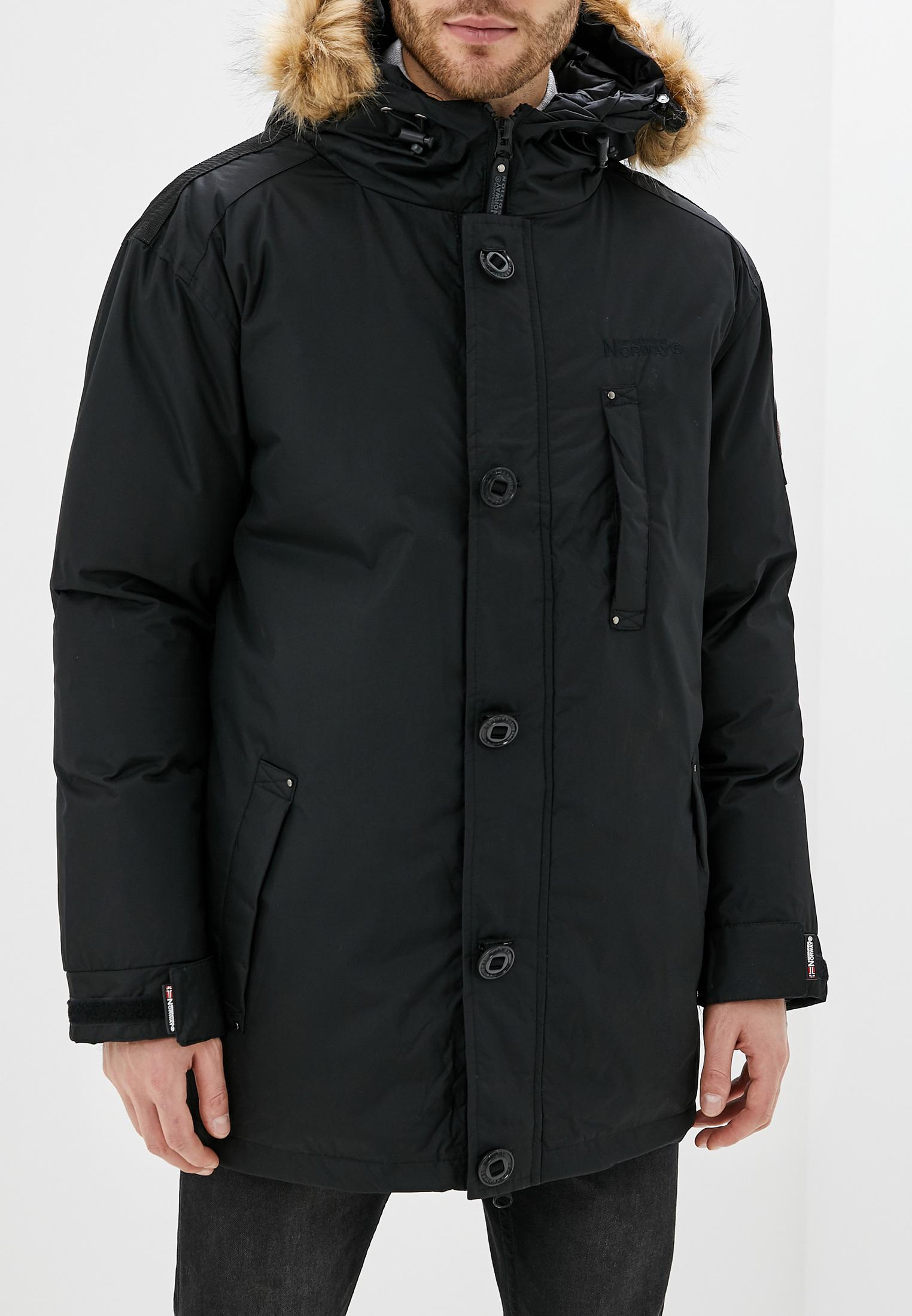 Утепленная куртка Geographical norway WR084H/GN